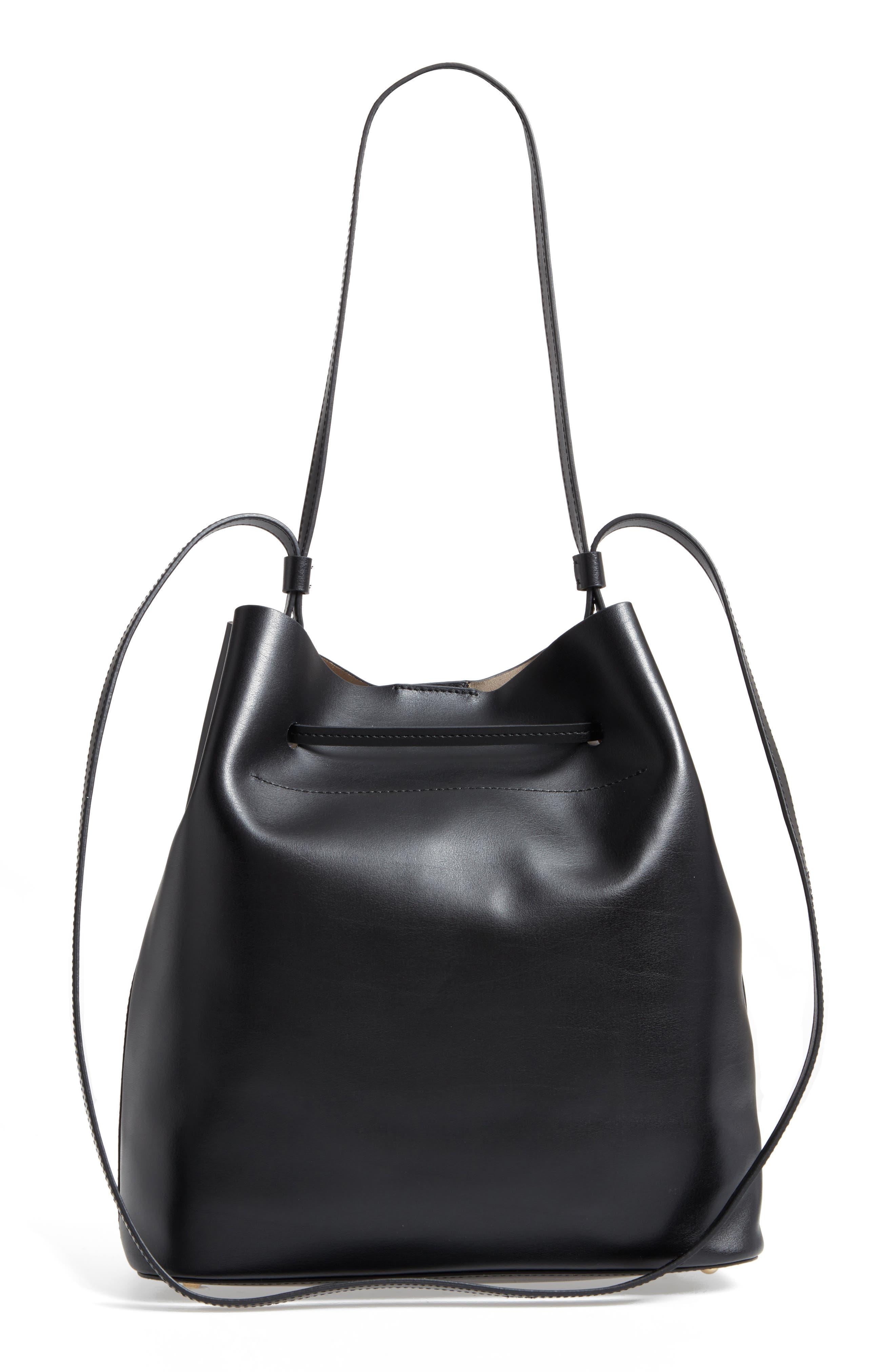 Alternate Image 3  - Lodis Silicon Valley Large Halina Leather Bucket Bag