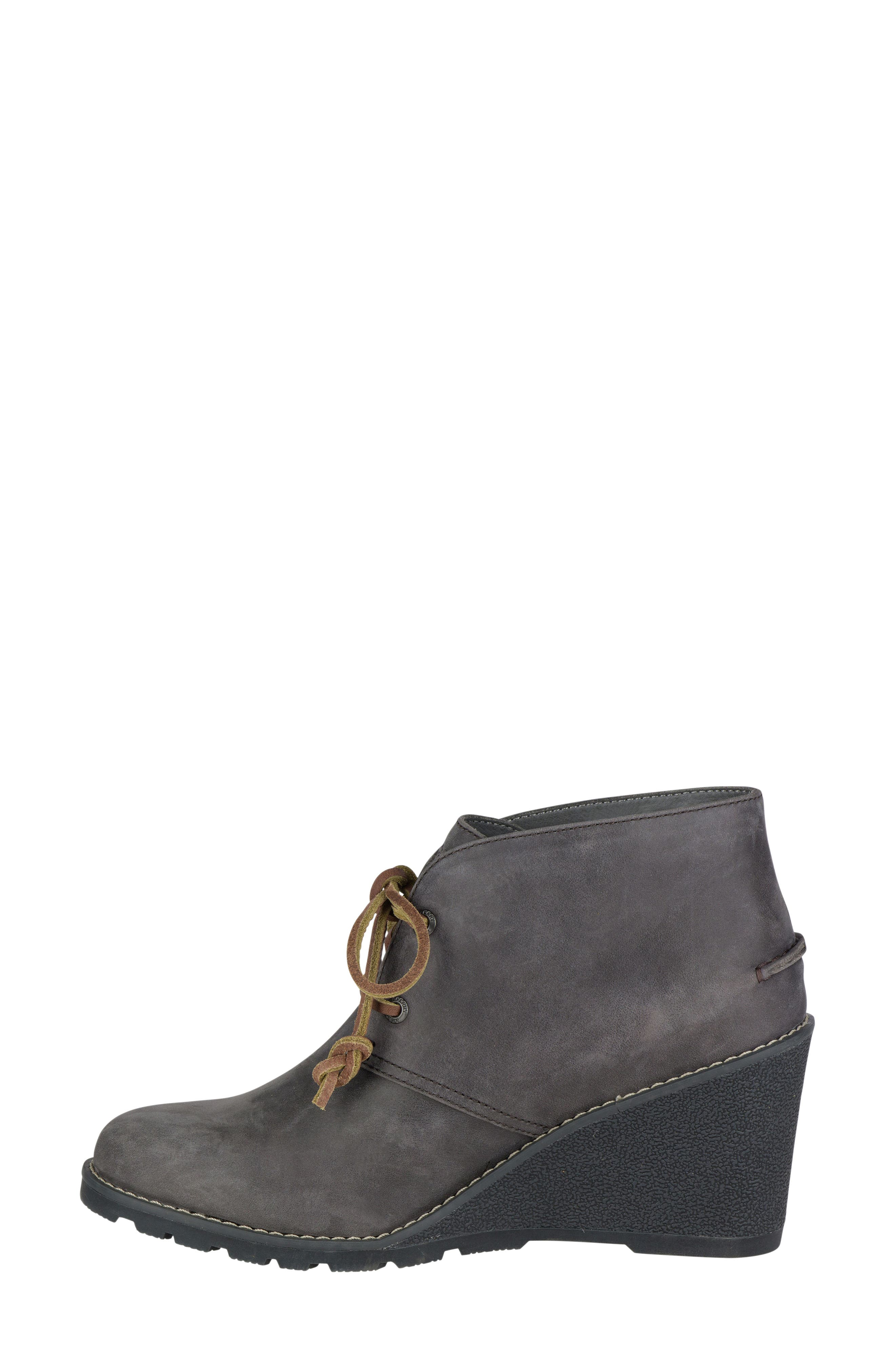 Alternate Image 3  - Sperry Celeste Lace-Up Bootie (Women)