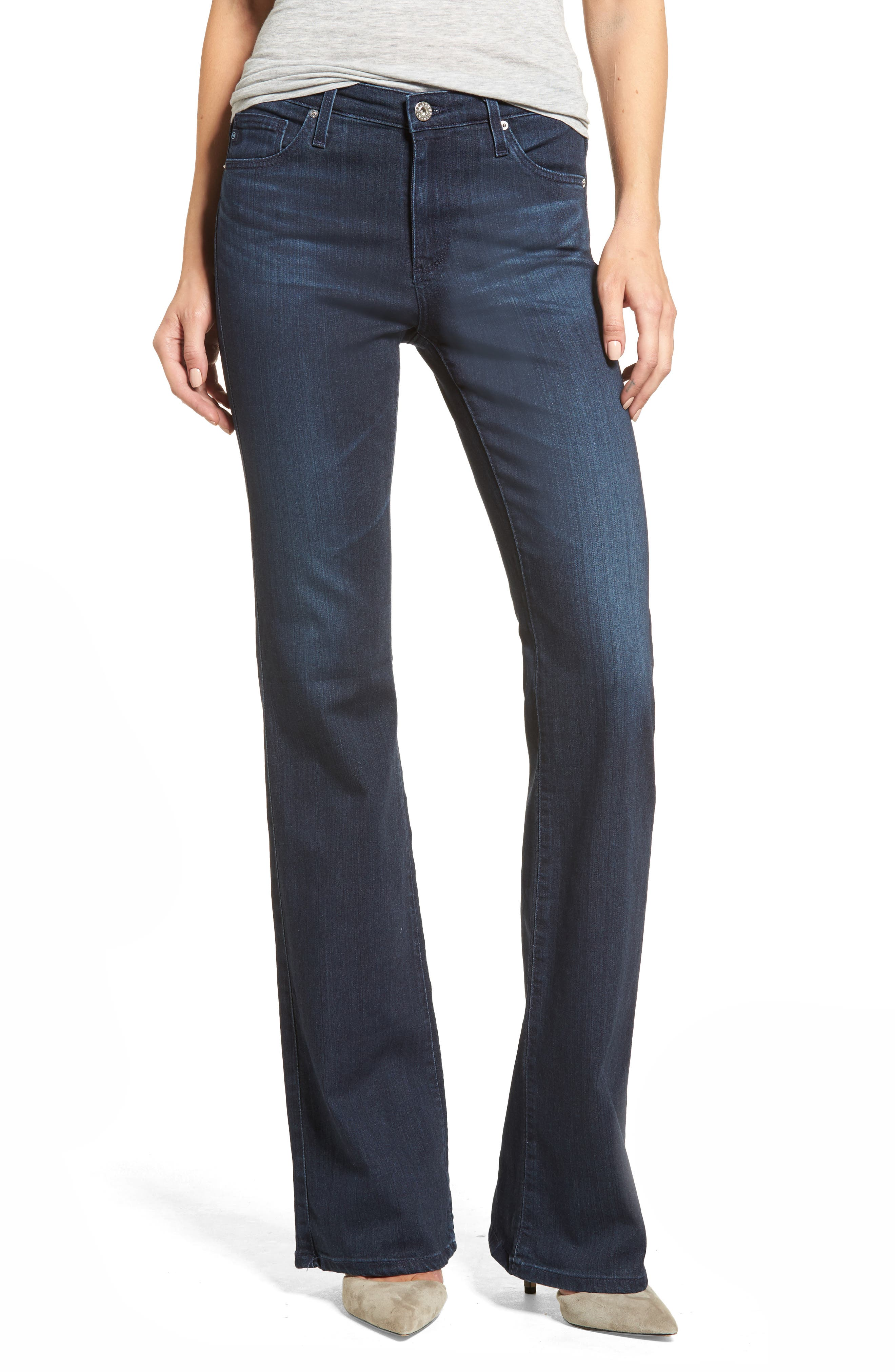 Alternate Image 1 Selected - AG 'The New Angel' Bootcut Jeans (Gallant)