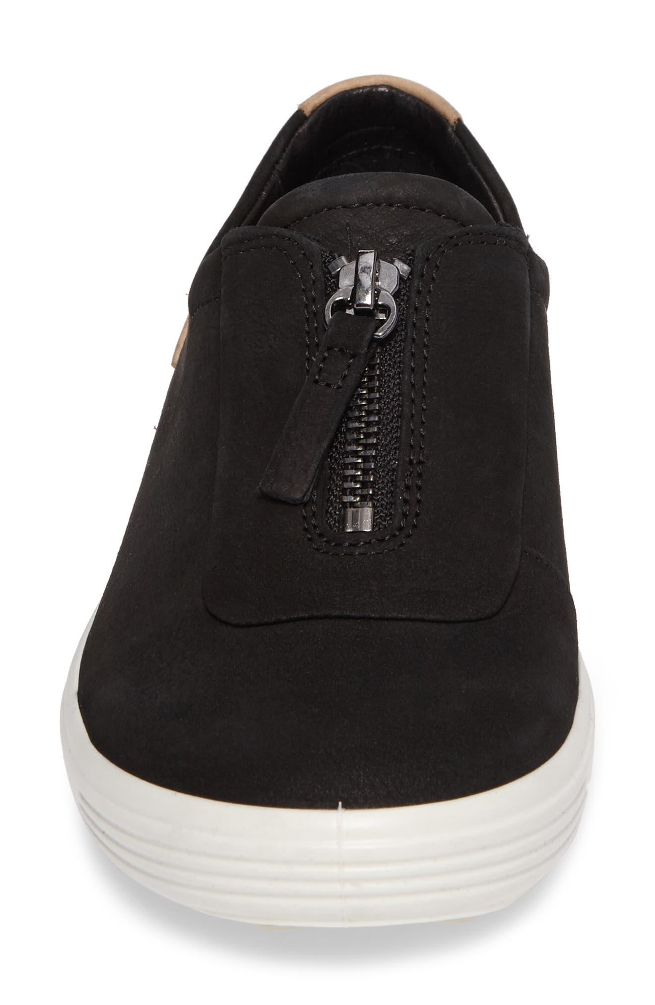 Alternate Image 5  - ECCO Soft 7 Slip-On Sneaker (Women)