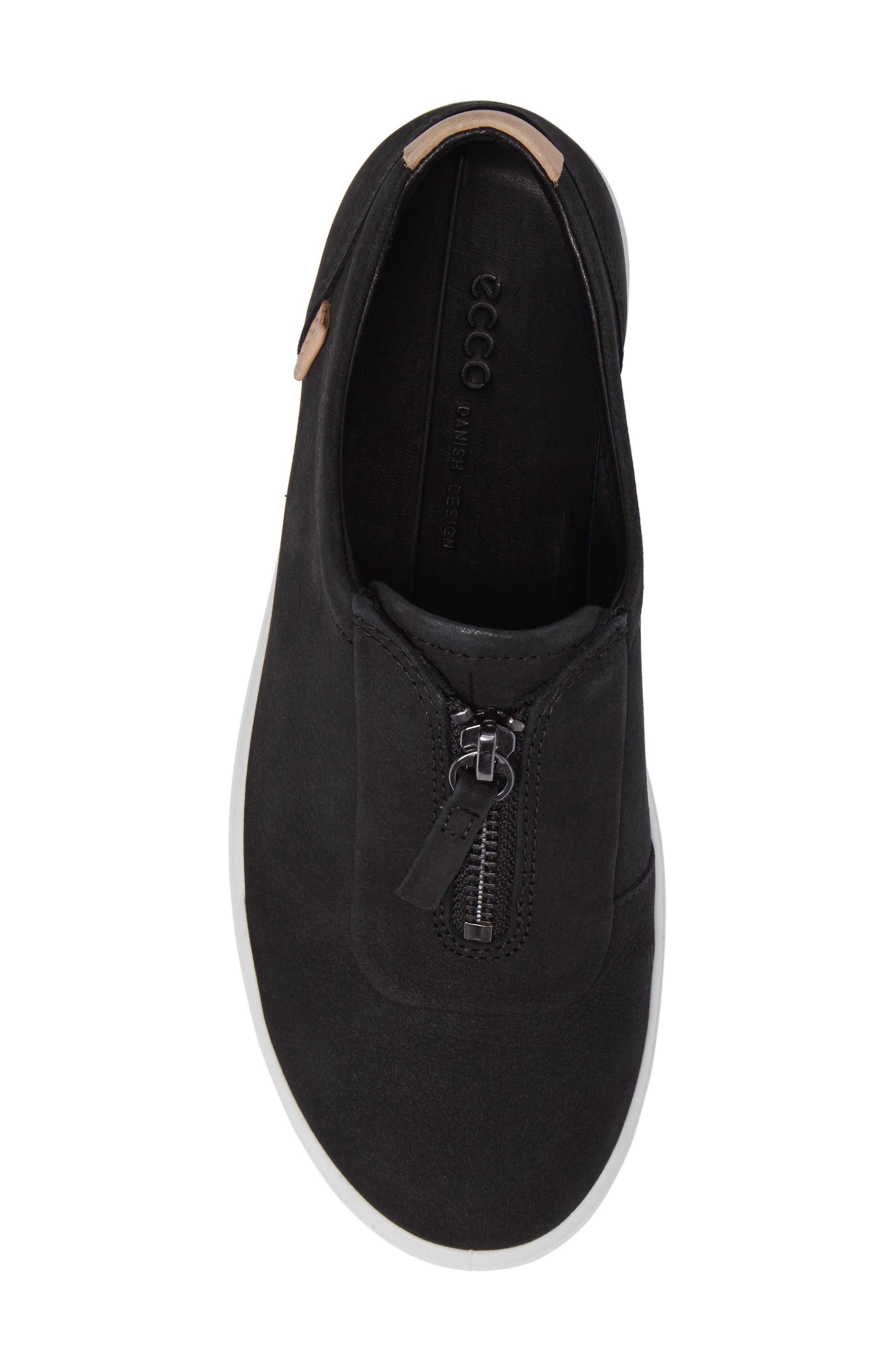 Alternate Image 4  - ECCO Soft 7 Slip-On Sneaker (Women)
