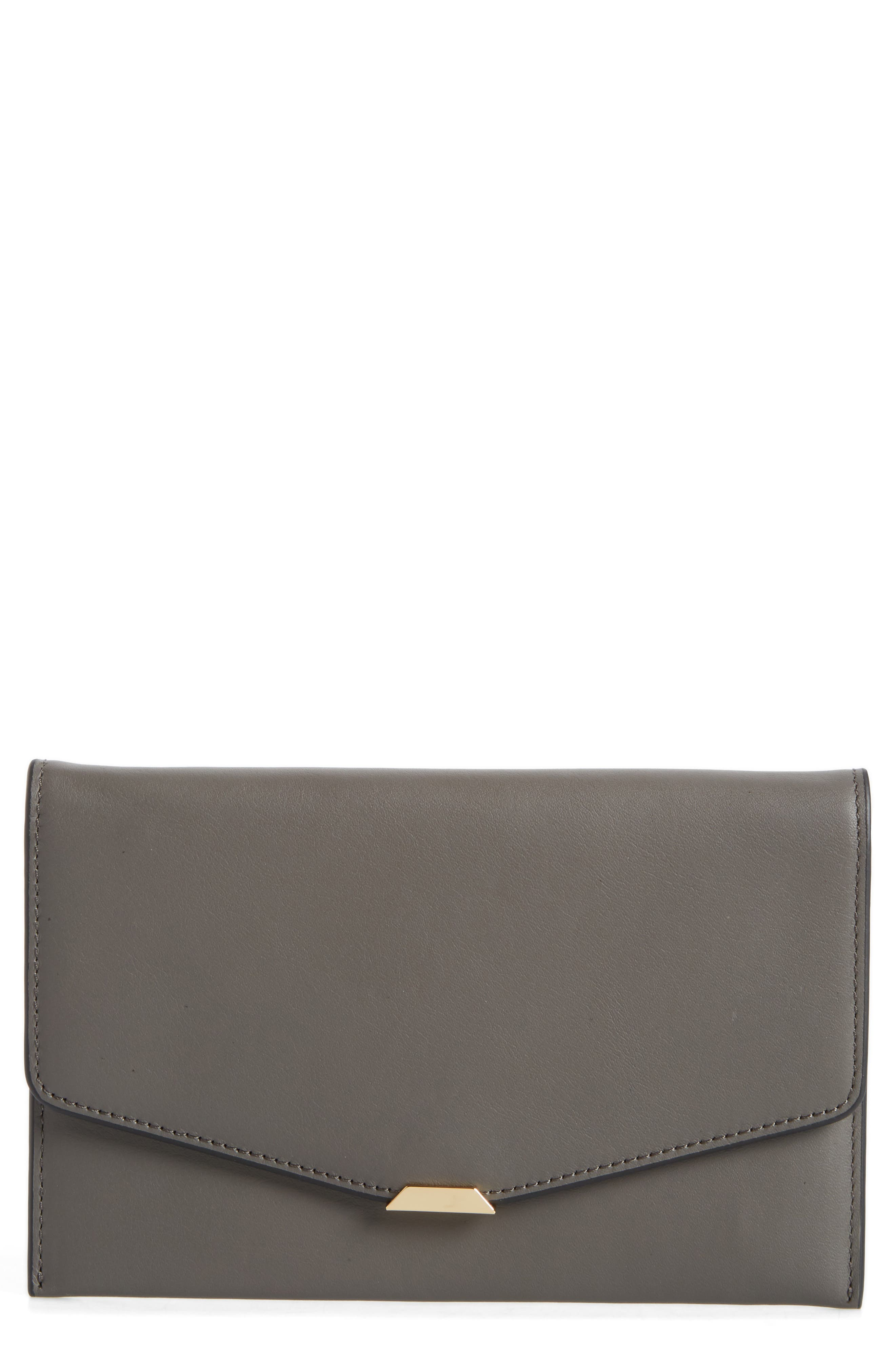 Vince Camuto Ebert Leather Flap Wallet (Nordstrom Exclusive)