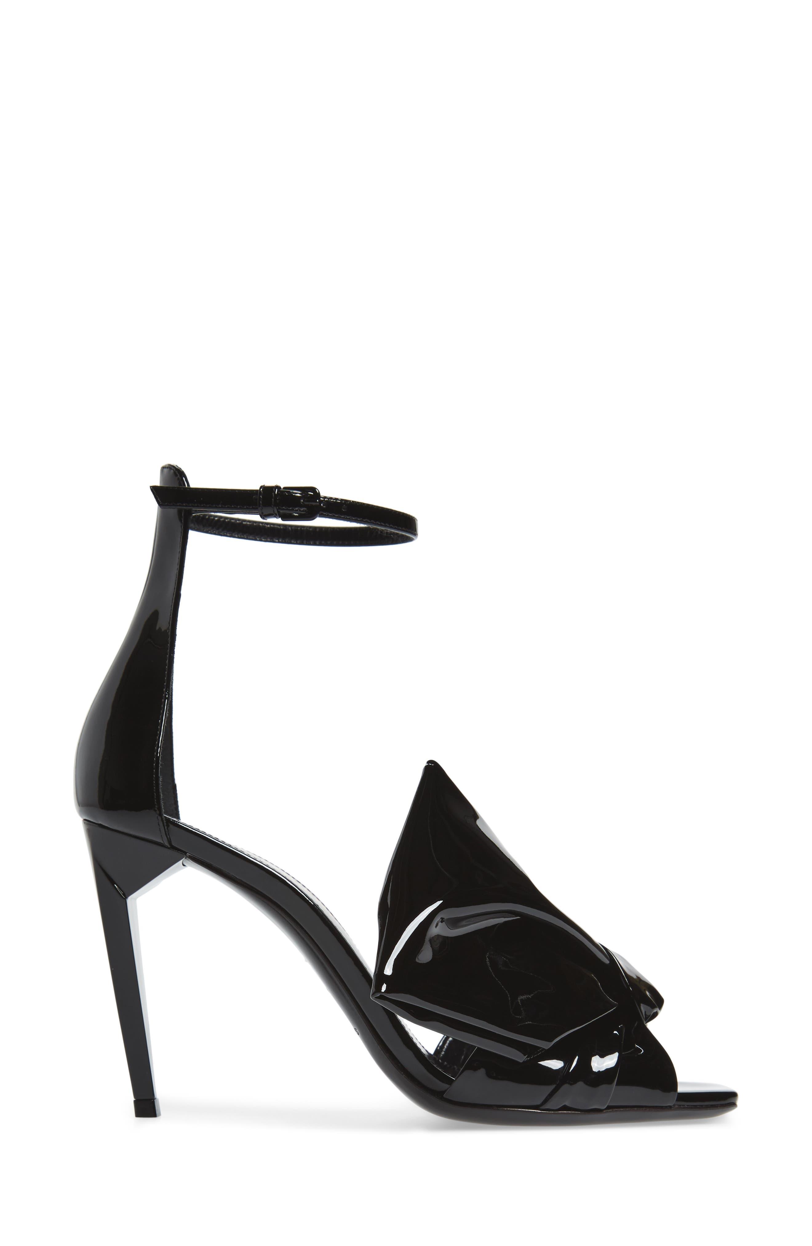 Alternate Image 3  - Saint Laurent Freja Bow Strap Sandal (Women)