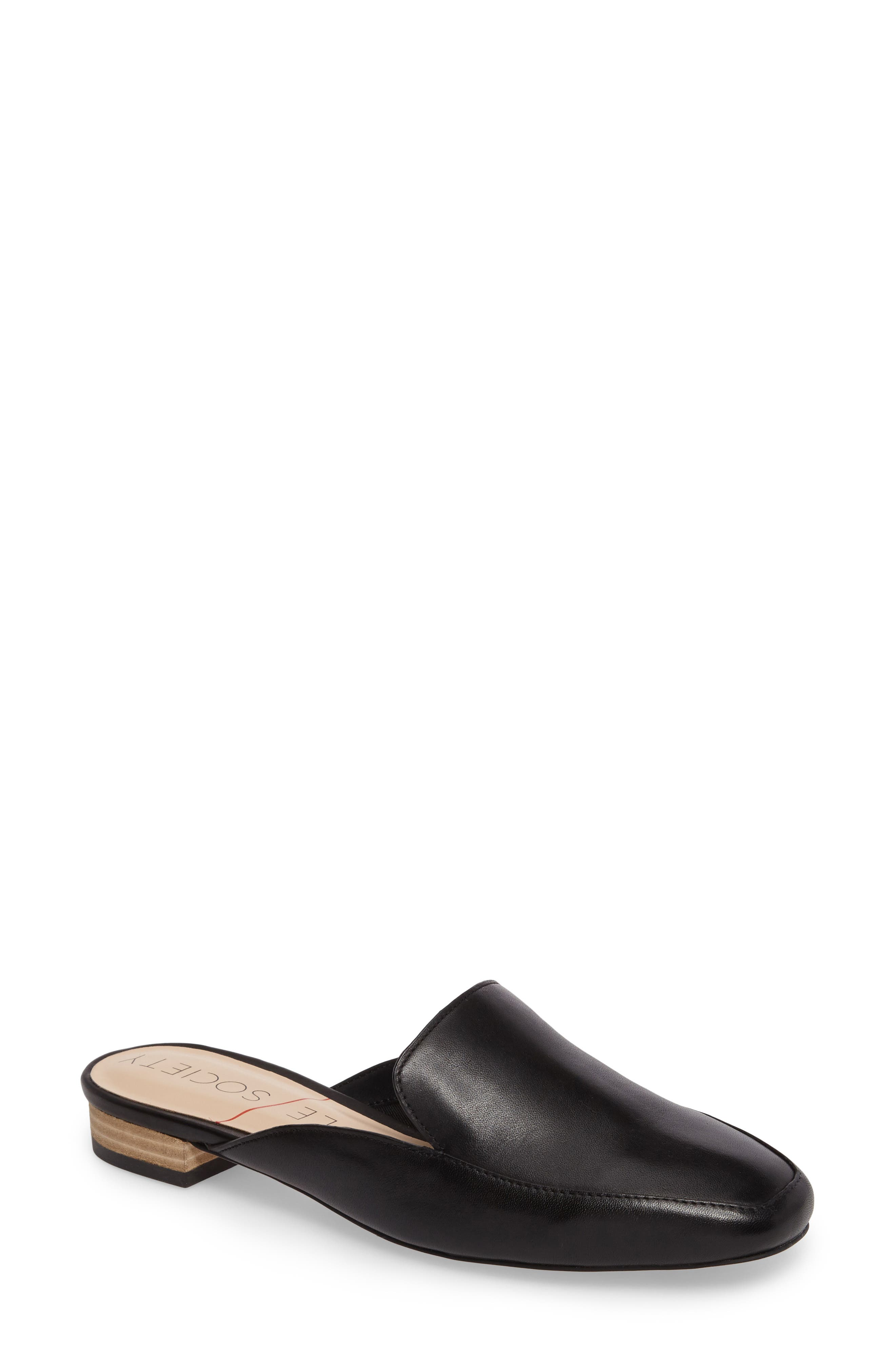 Main Image - Sole Society Bedford Loafer Flat (Women)