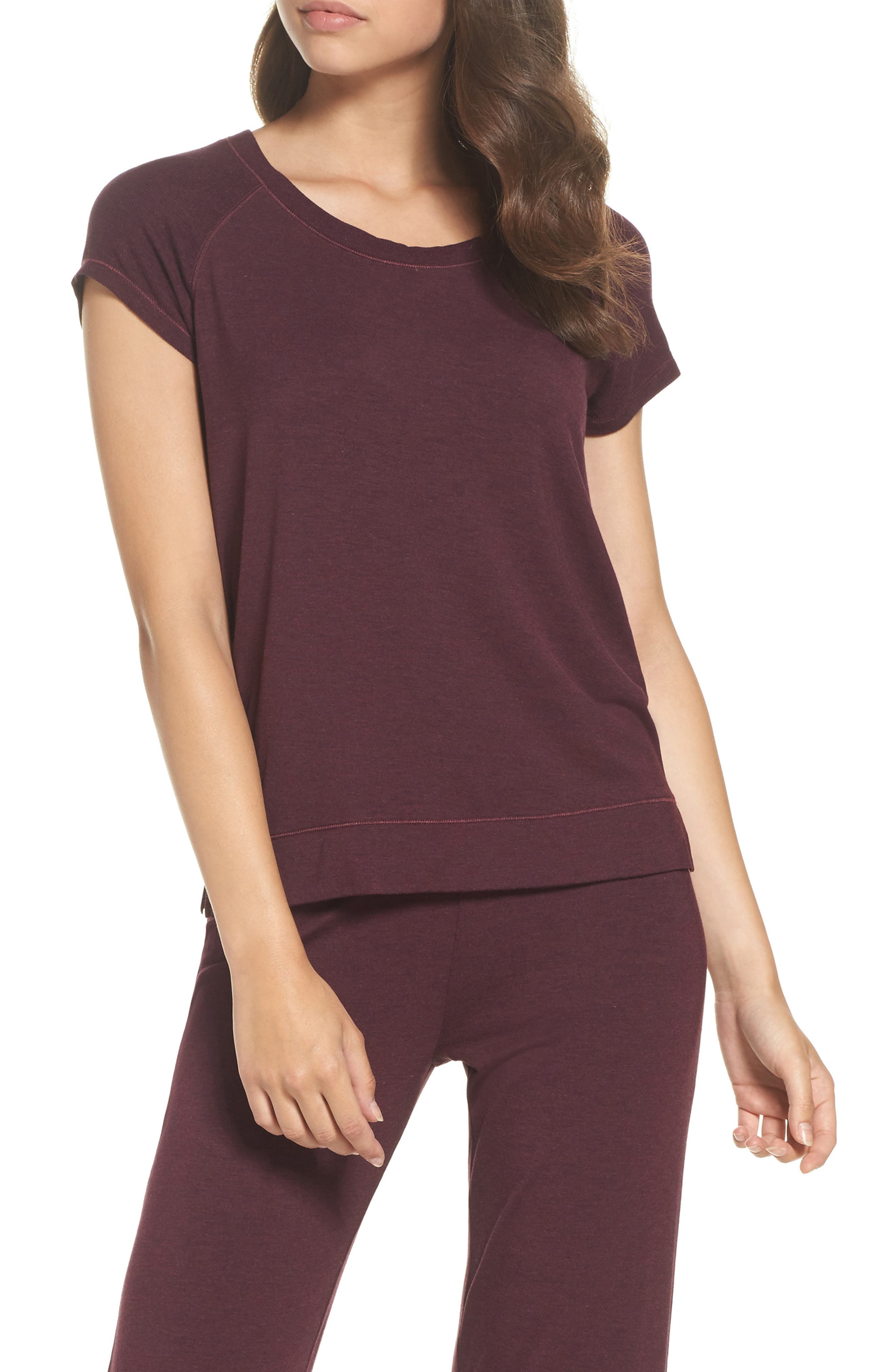 Alternate Image 1 Selected - DKNY Jersey Tee