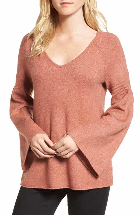 Hinge Bell Sleeve Sweater
