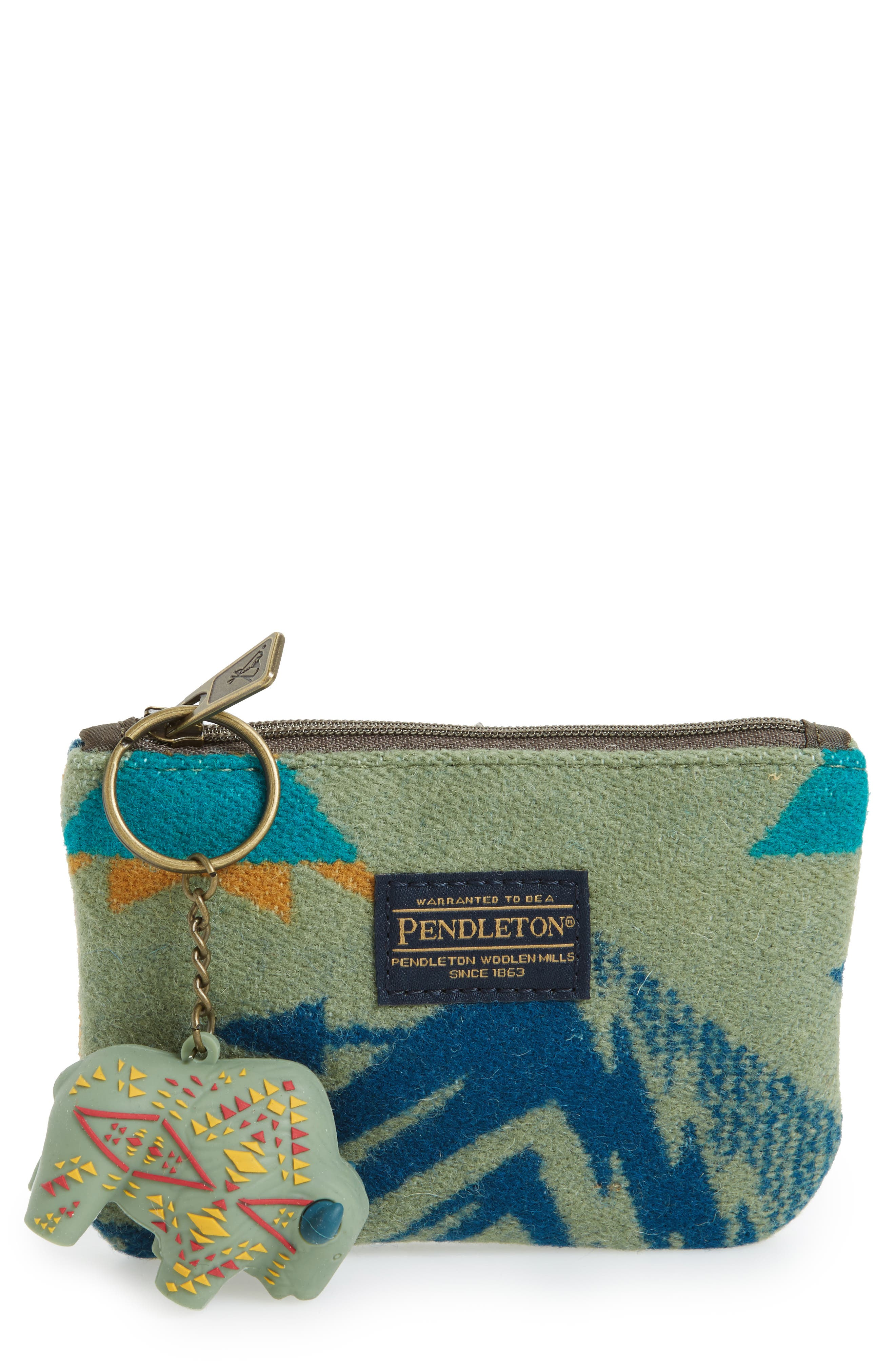 Alternate Image 1 Selected - Pendleton Zip Pouch