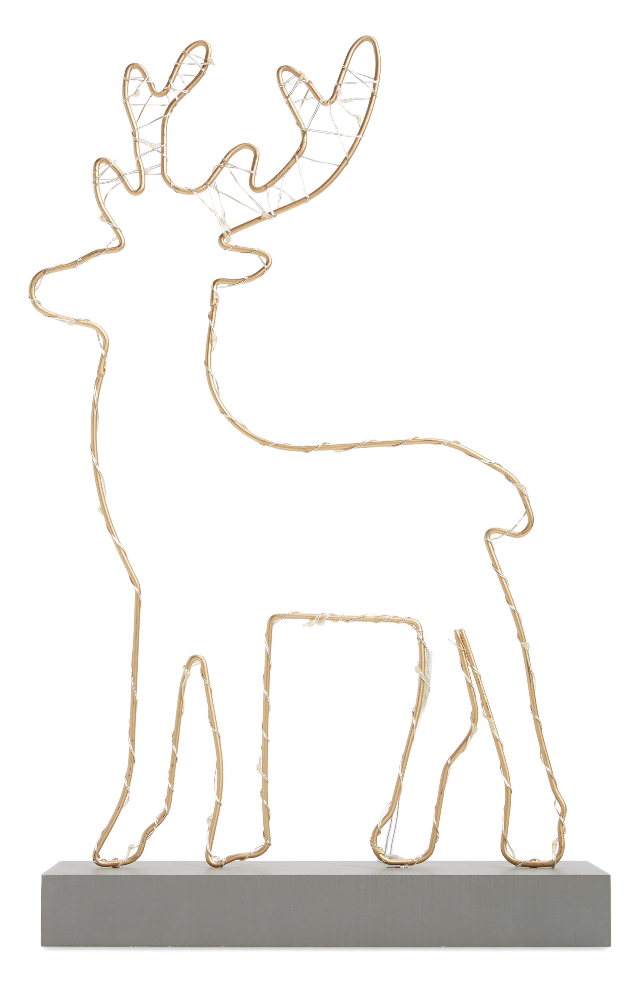 Arty LED Deer