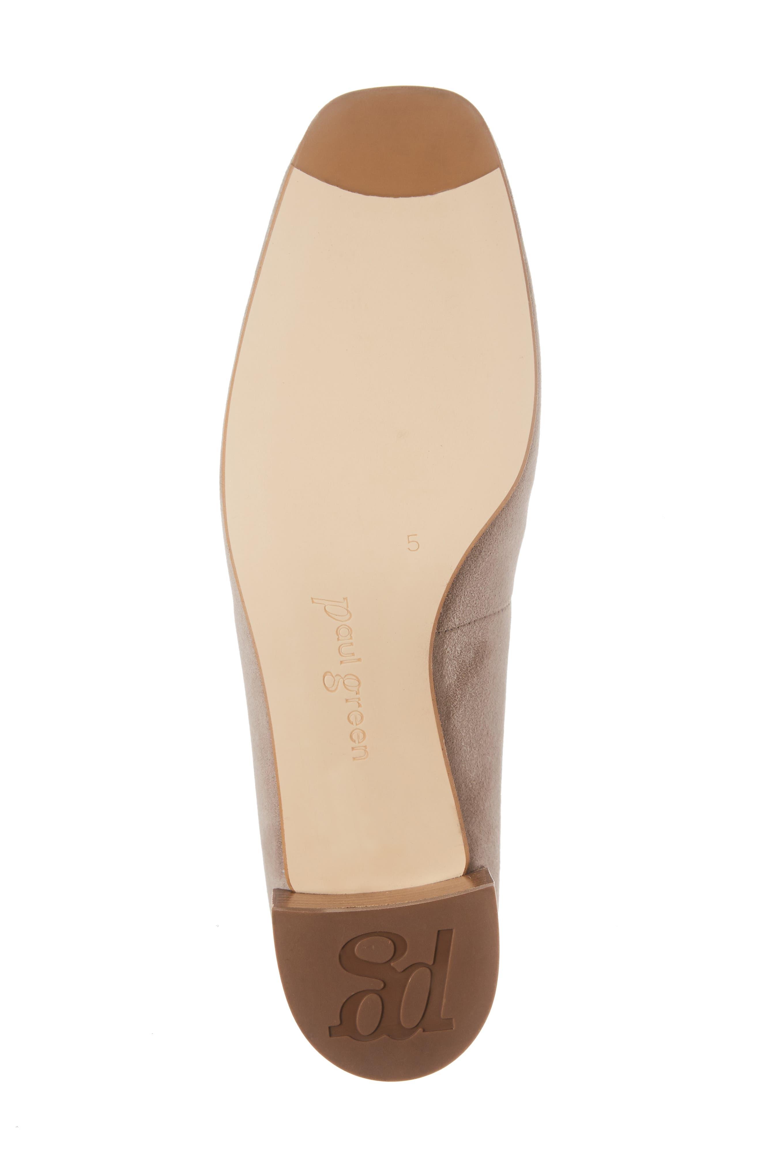 Alternate Image 6  - Paul Green Oscar Block Heel Loafer (Women)