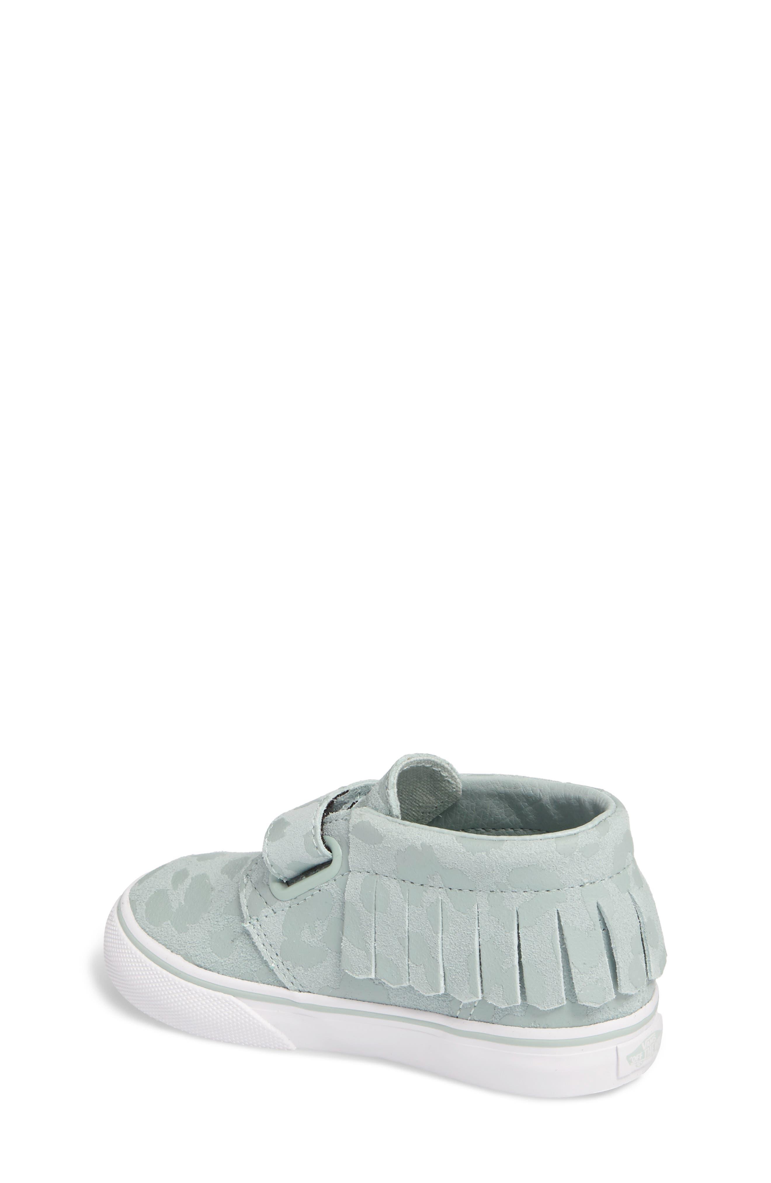 Alternate Image 2  - Vans Chukka V Moc Sneaker (Baby, Walker & Toddler)