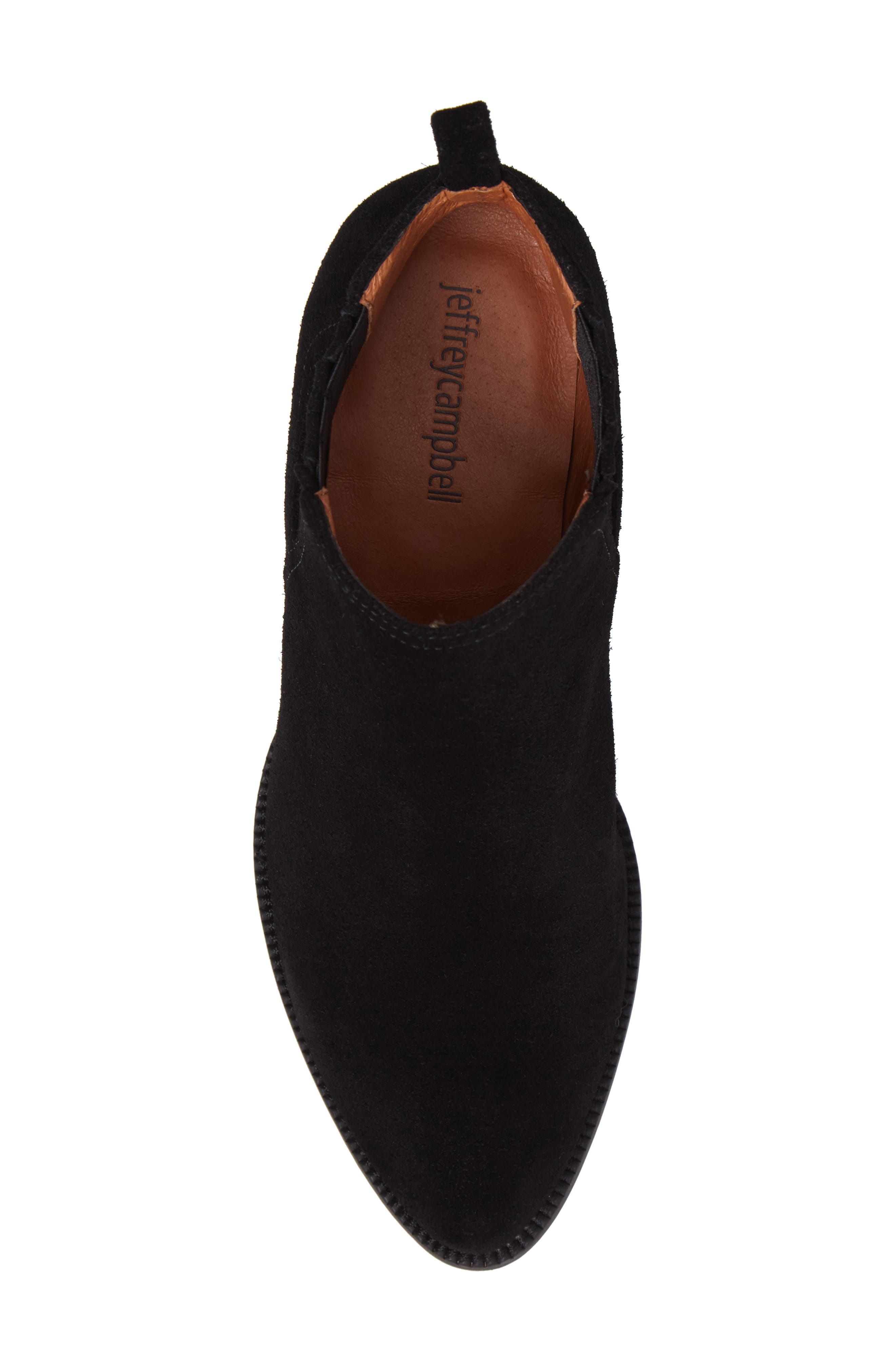 Alternate Image 5  - Jeffrey Campbell Metcalf Almond Toe Bootie (Women)