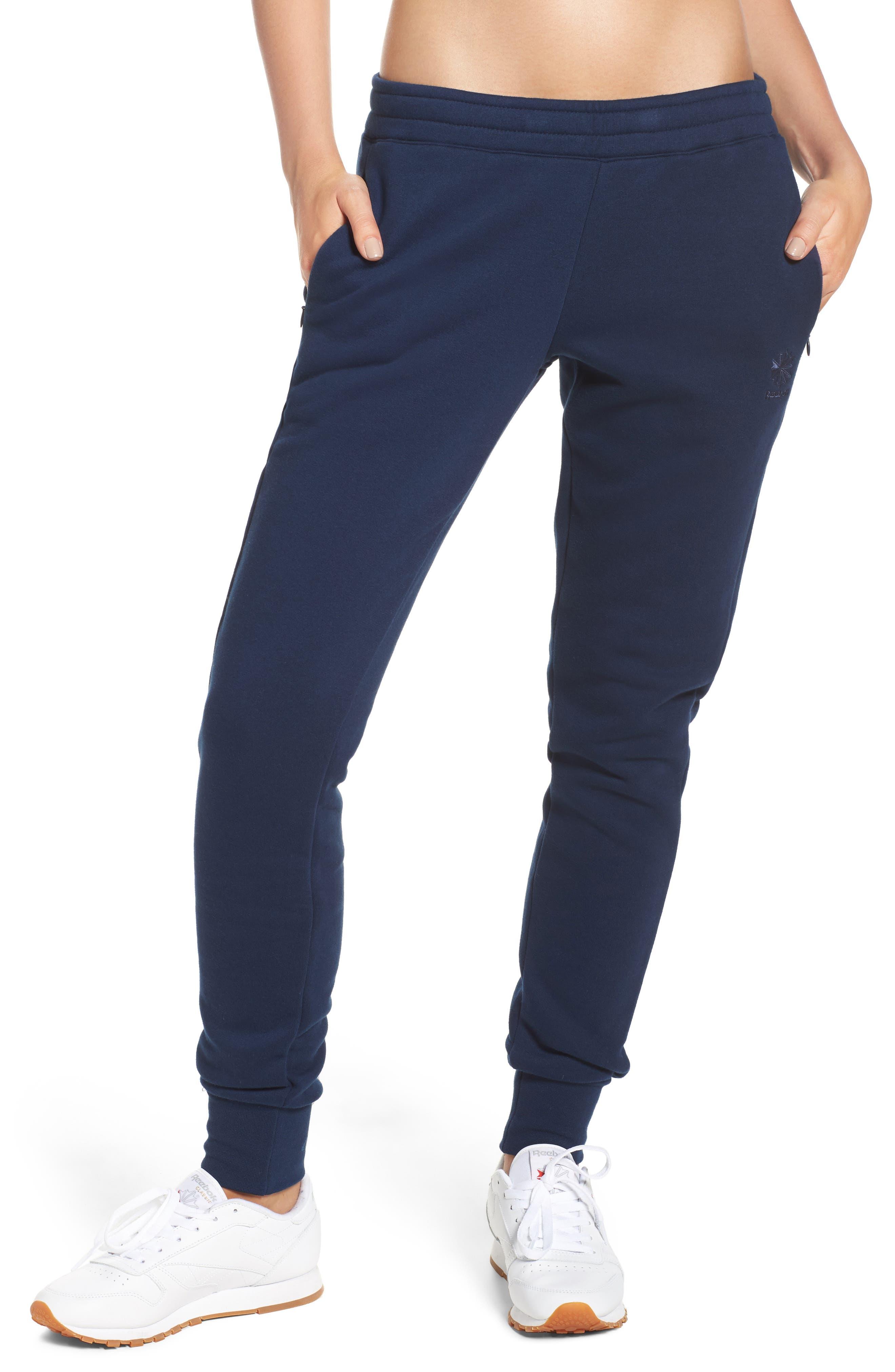 Classics Franchise Jogger Pants,                         Main,                         color, Collegiate Navy