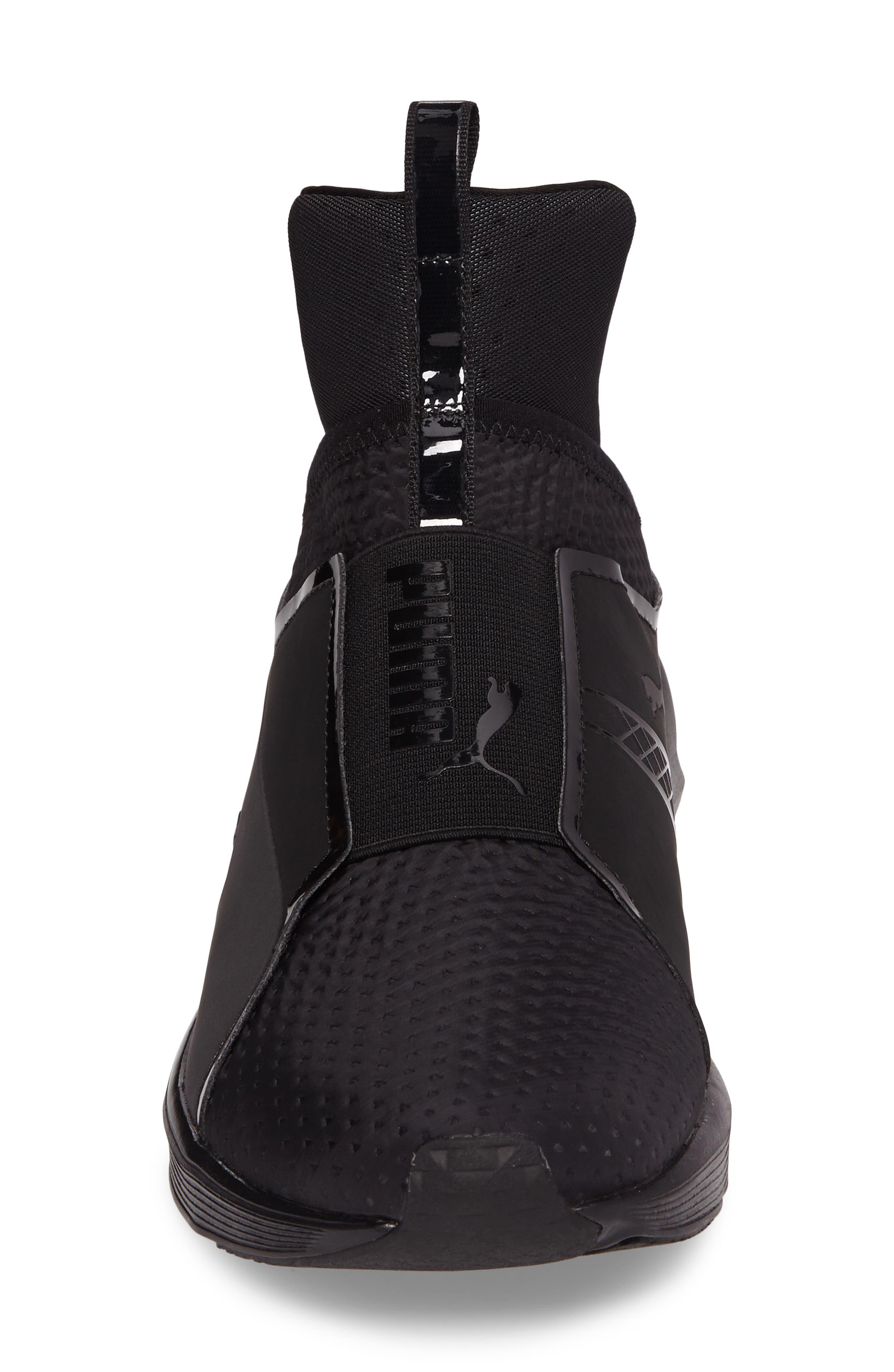 Alternate Image 4  - PUMA 'Fierce Core' High Top Sneaker (Women)