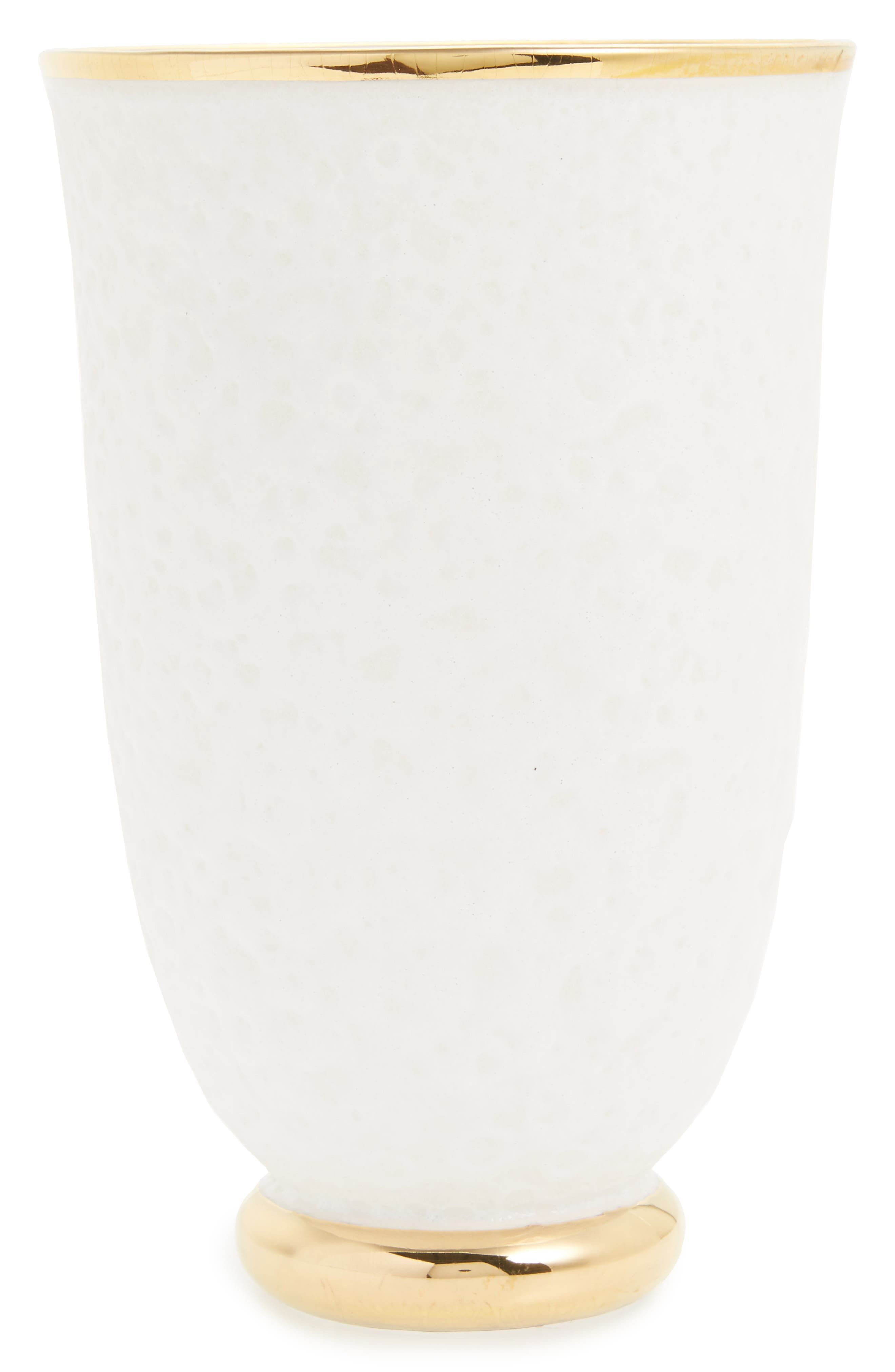 Alternate Image 1 Selected - AERIN Marion Tapered Ceramic Vase