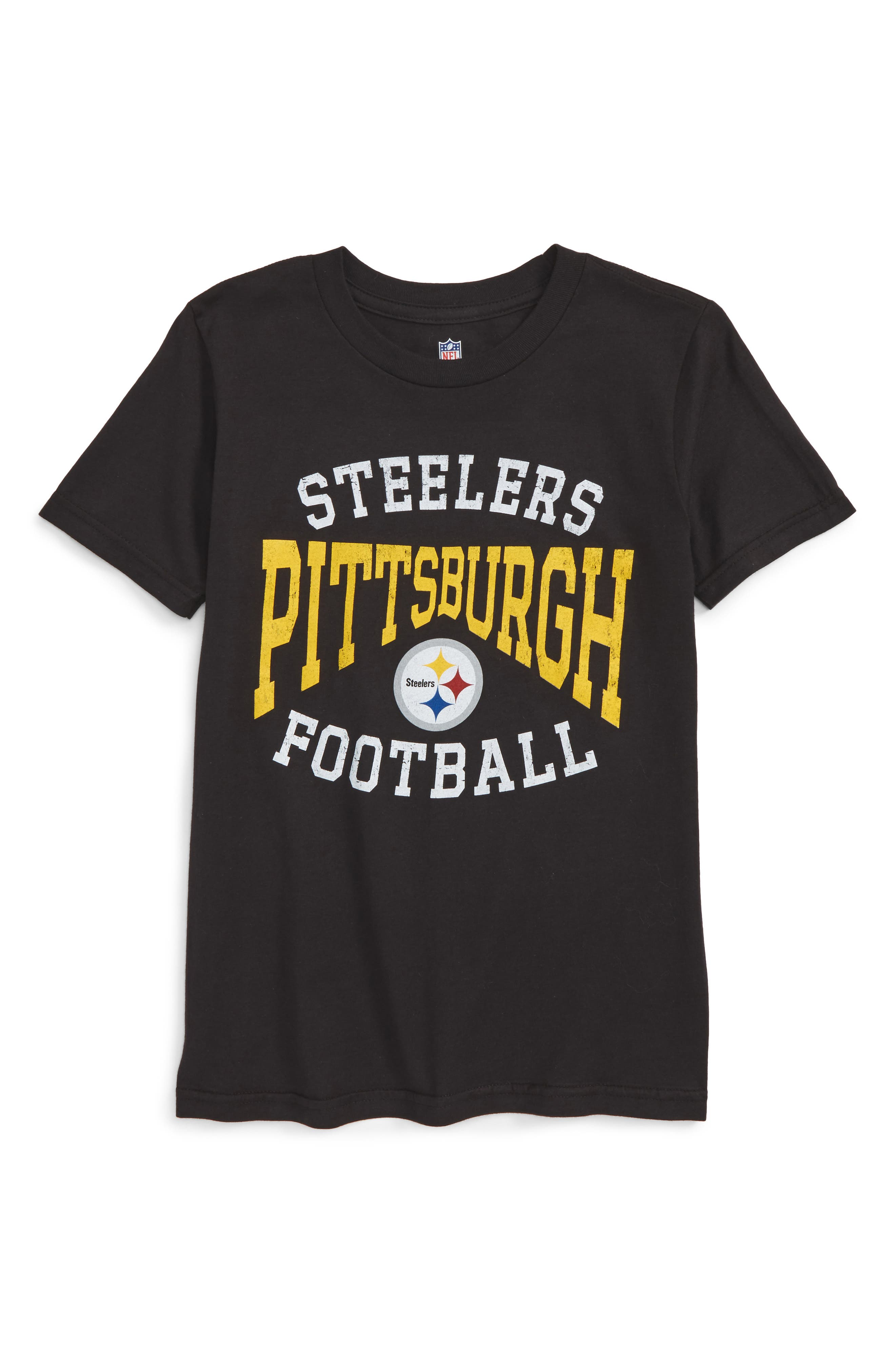 Main Image - Outerstuff NFL Pitsburgh Steelers Greatness T-Shirt (Big Boys)