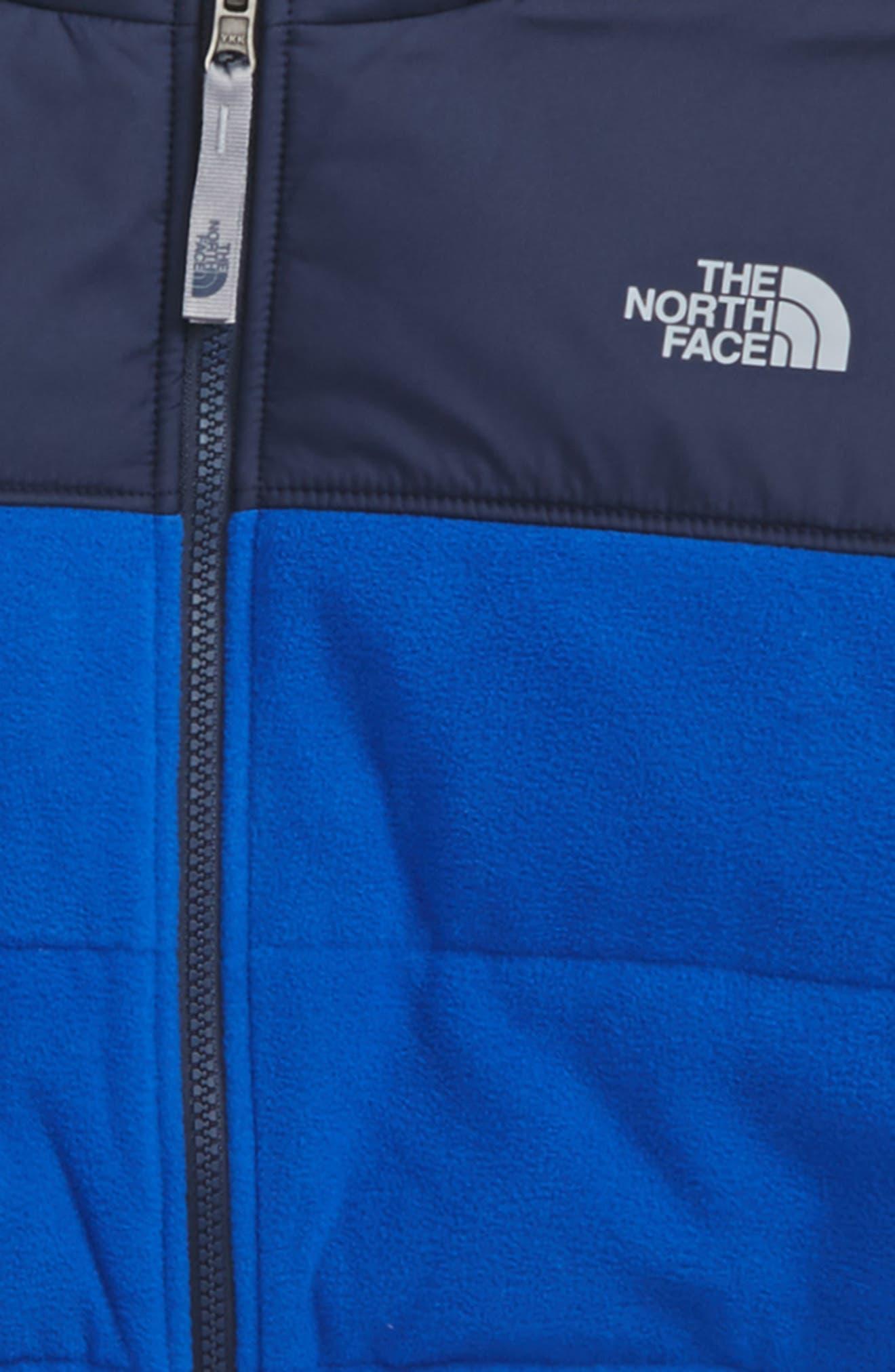 True or False Reversible Jacket,                             Alternate thumbnail 3, color,                             Bright Cobalt Blue