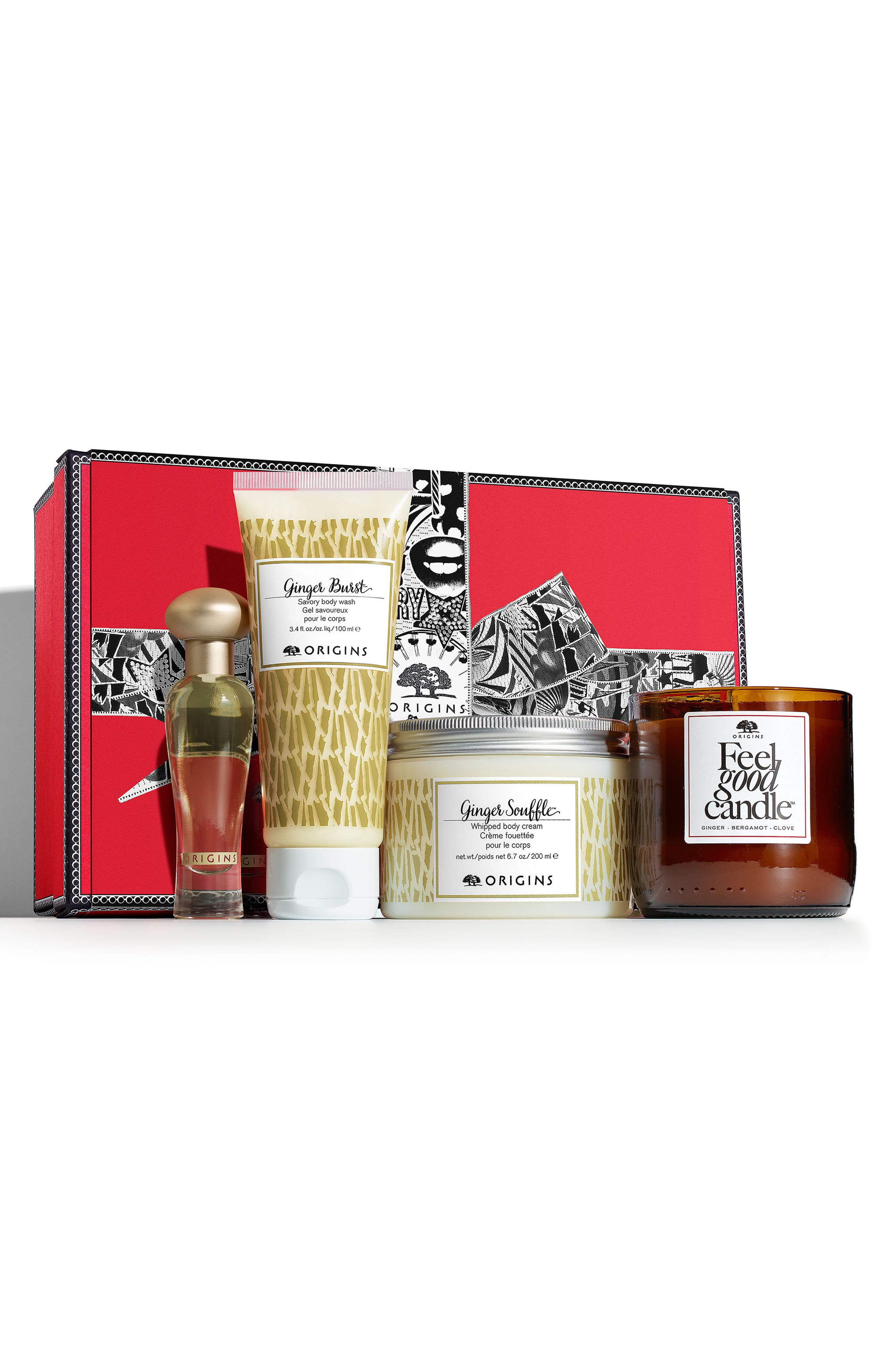 Origins Ginger Greats Set ($78 Value)