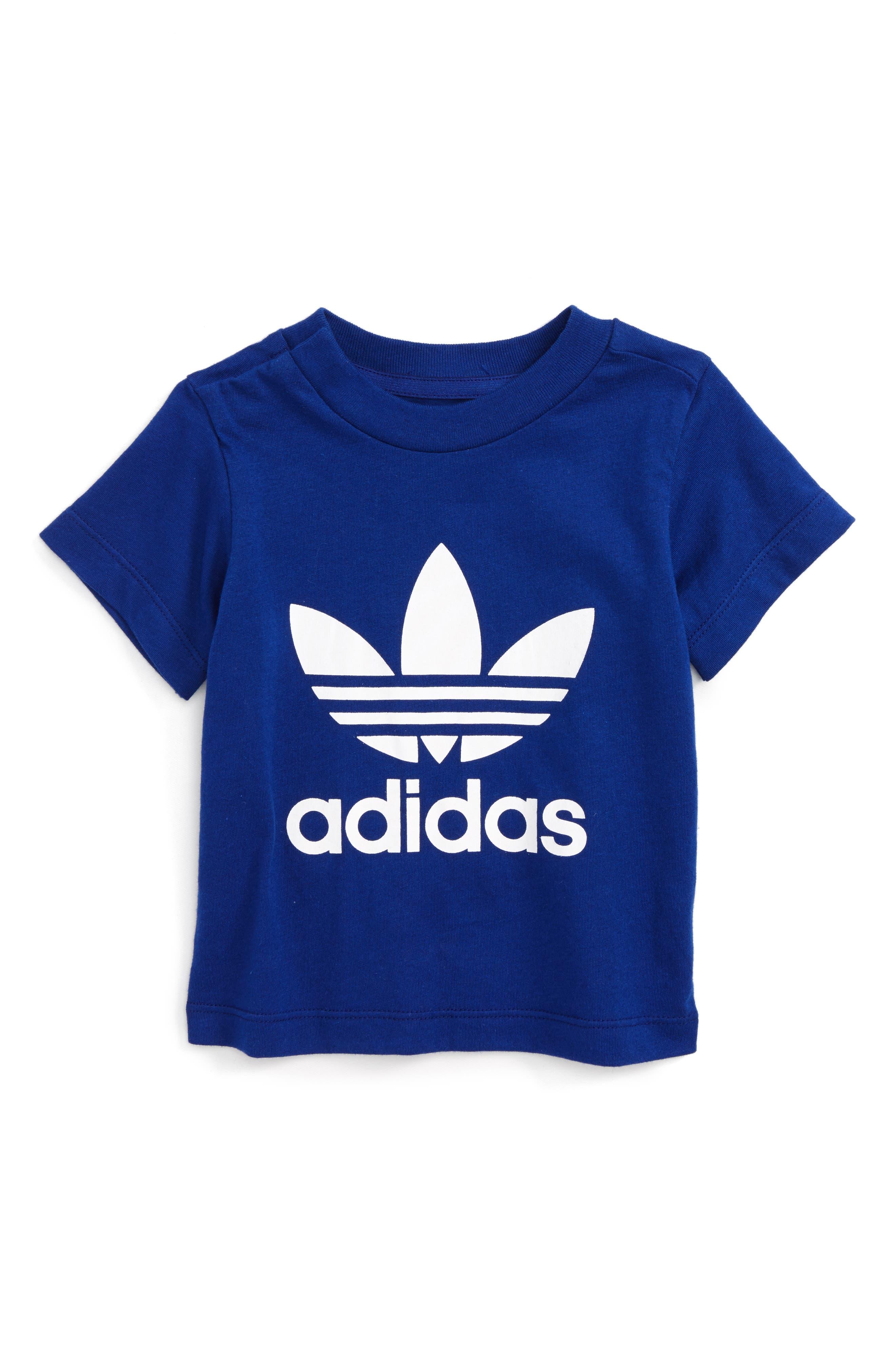 adidas Originals Logo Graphic T-Shirt (Baby)