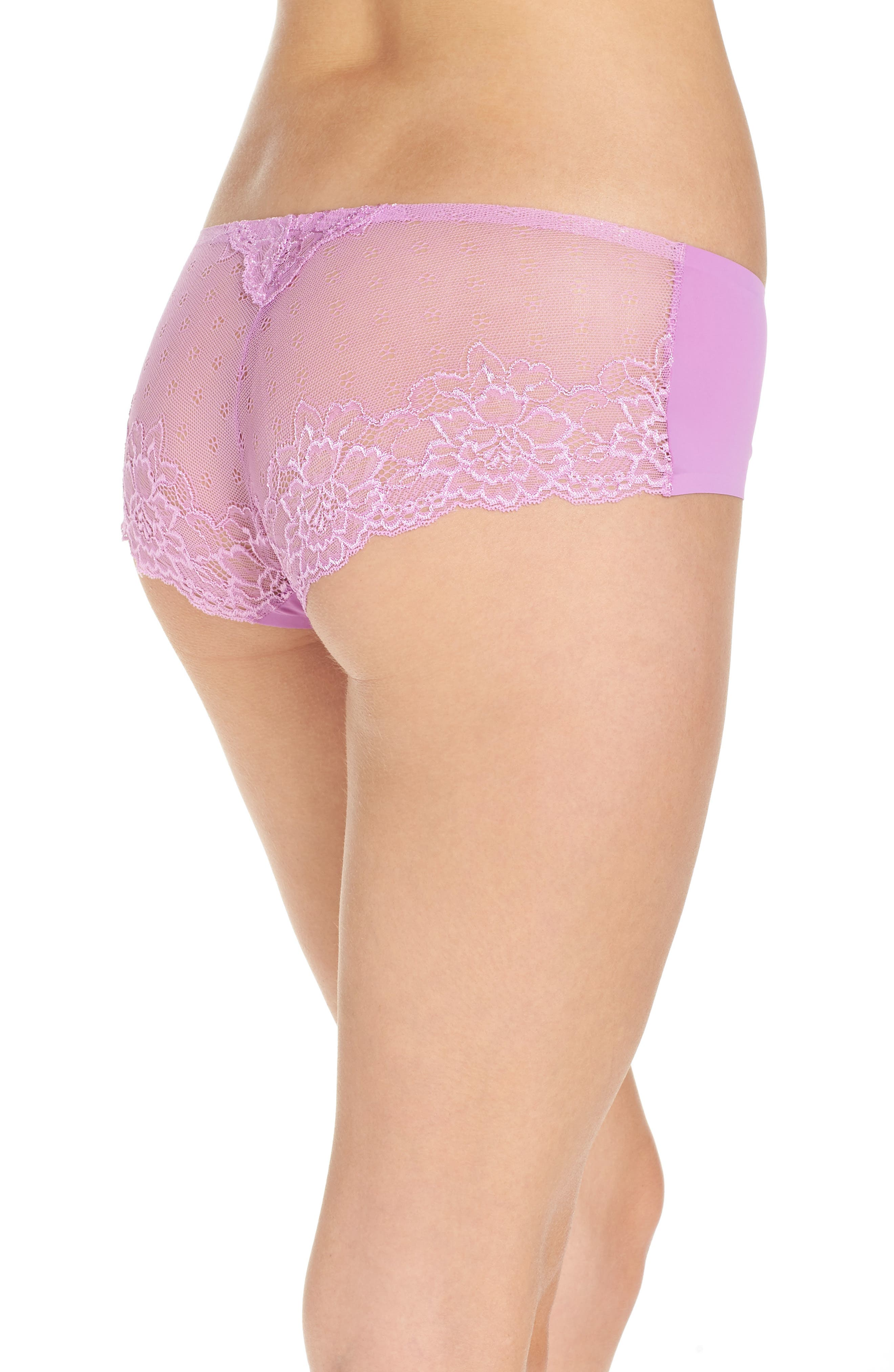 Alternate Image 2  - Free People Intimately FP Smooth Hipster Panties (3 for $33)