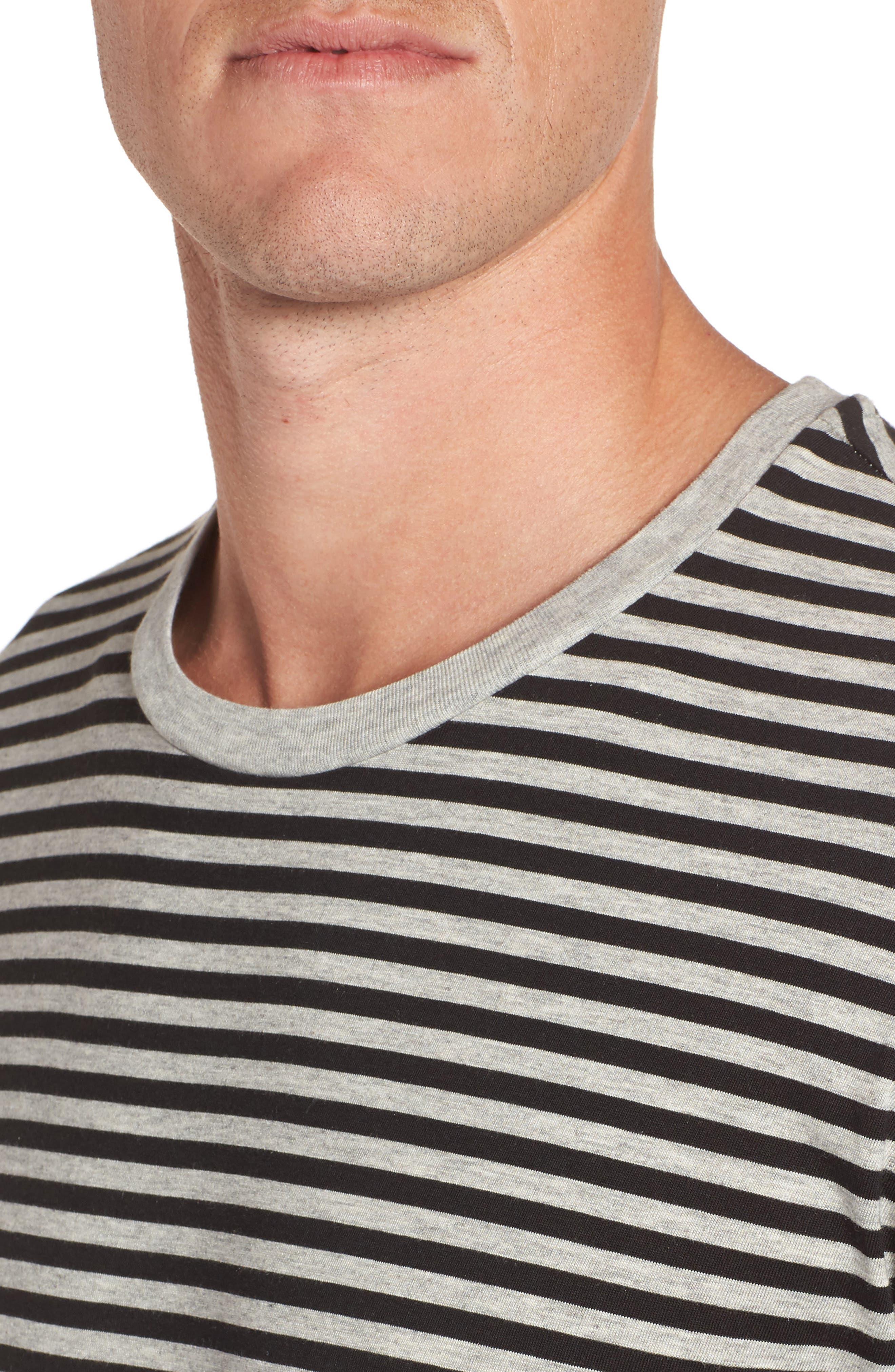 Alternate Image 4  - Polo Ralph Lauren Supreme Comfort Cotton & Modal T-Shirt