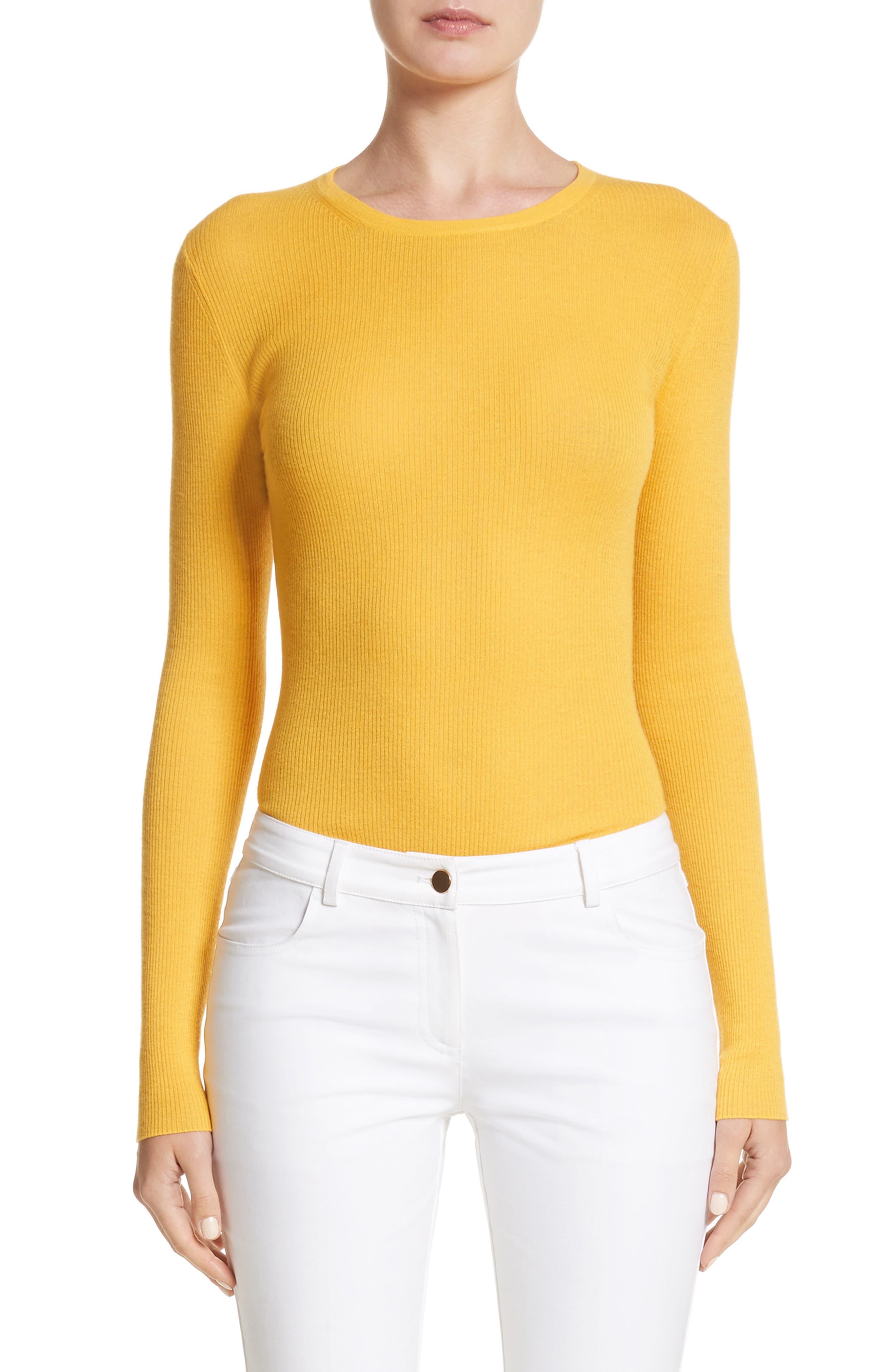 Main Image - Michael Kors Cashmere Crewneck Sweater