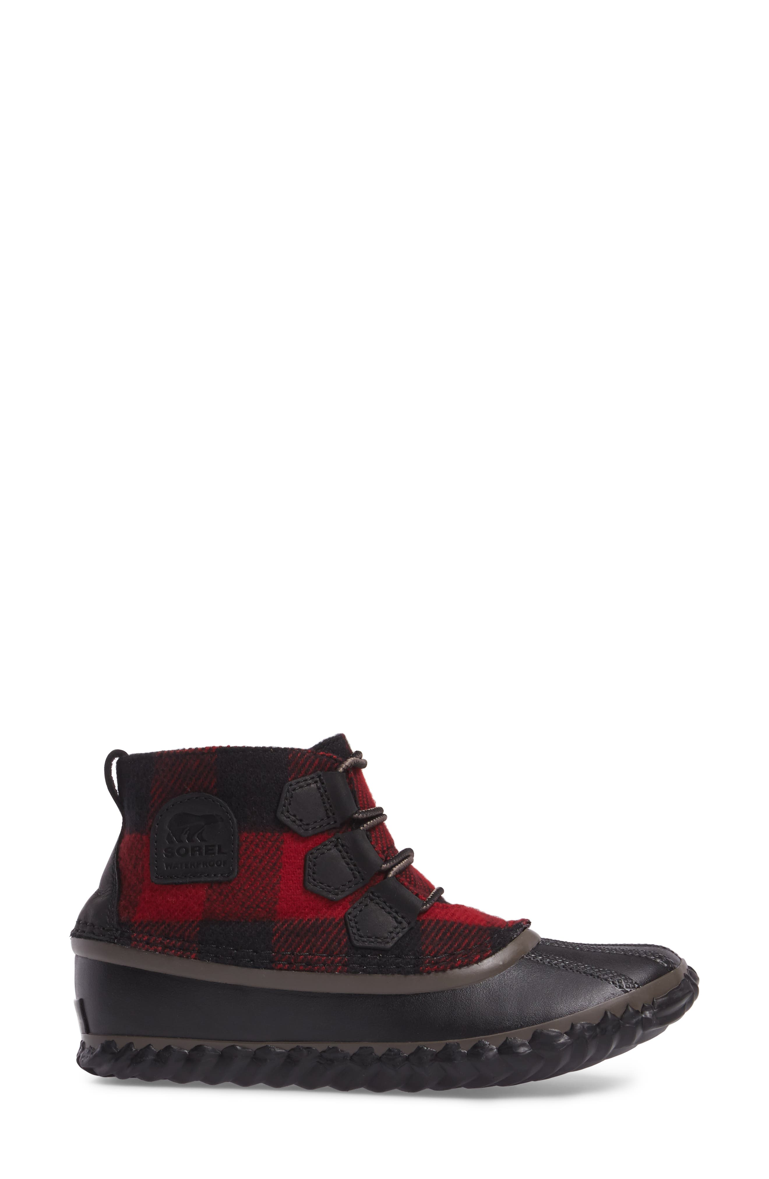 Alternate Image 3  - SOREL 'Out N About' Leather Boot (Women)