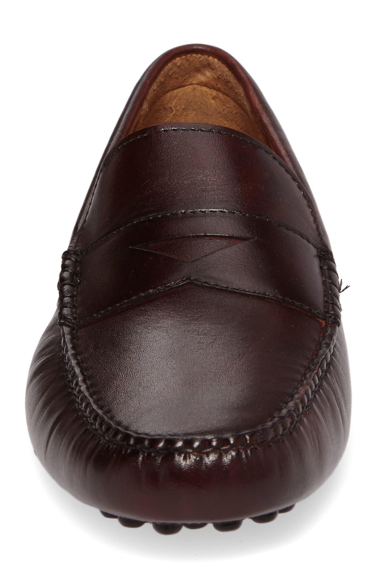 Alternate Image 4  - John W. Nordstrom® Eaton Driving Shoe (Men)