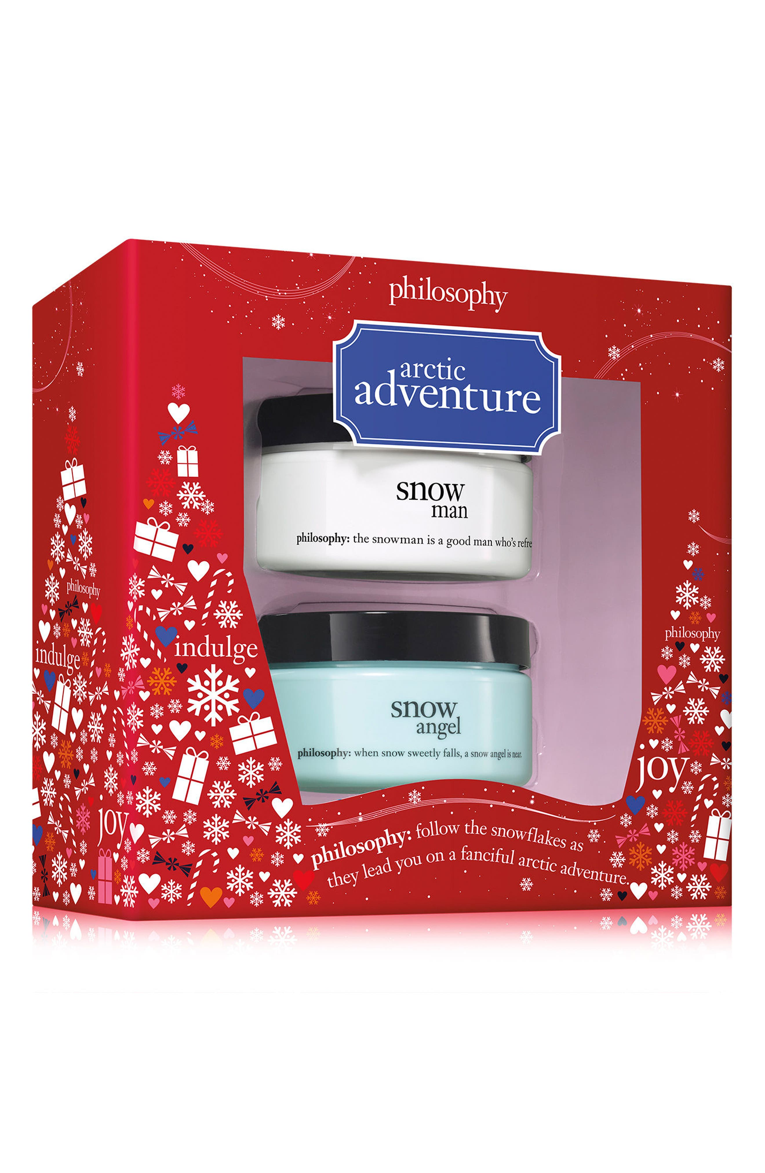 philosophy arctic adventure duo (Limited Edition) ($44 Value)