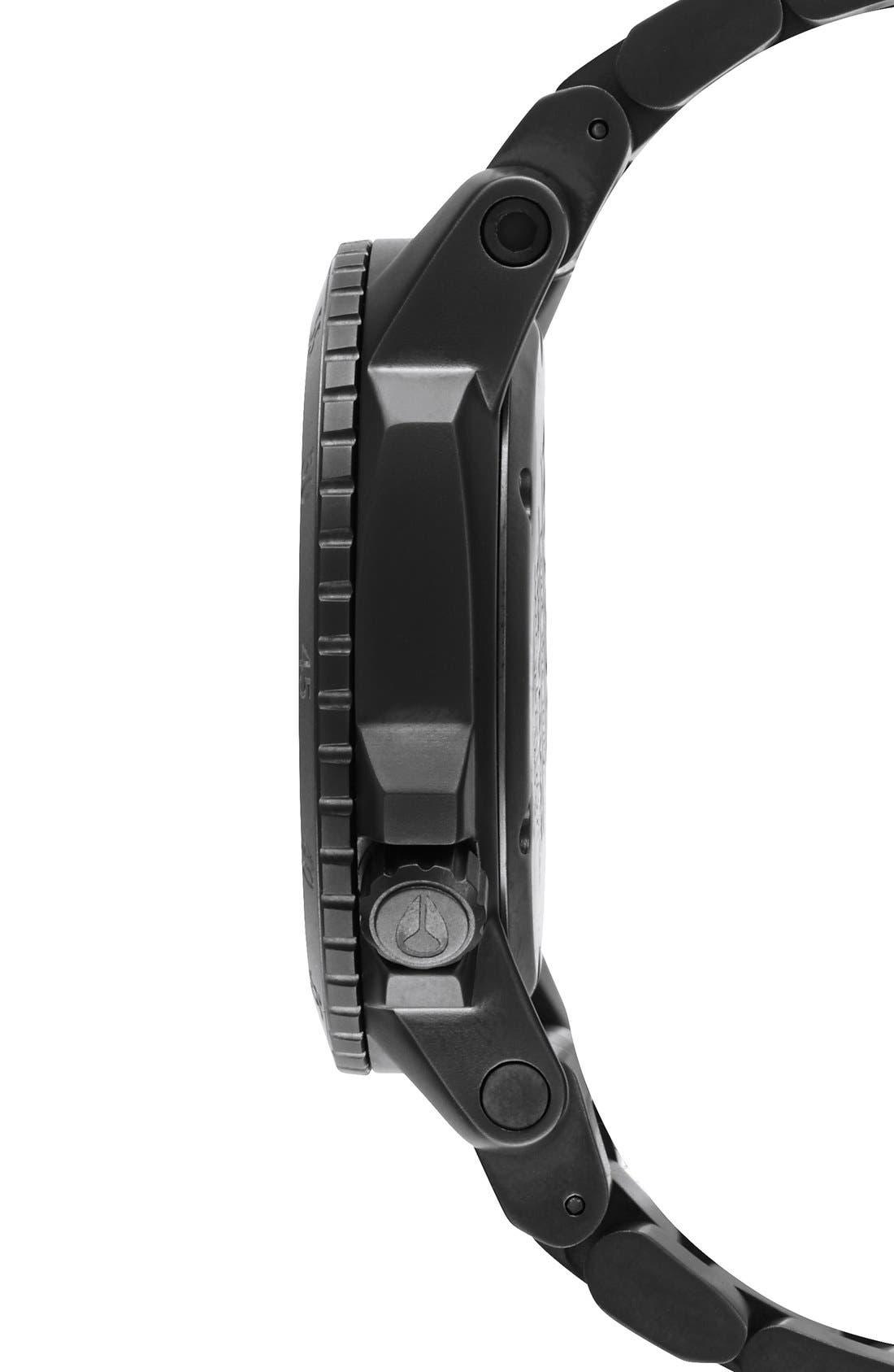Alternate Image 3  - Nixon 'The Ranger' Bracelet Watch, 44mm
