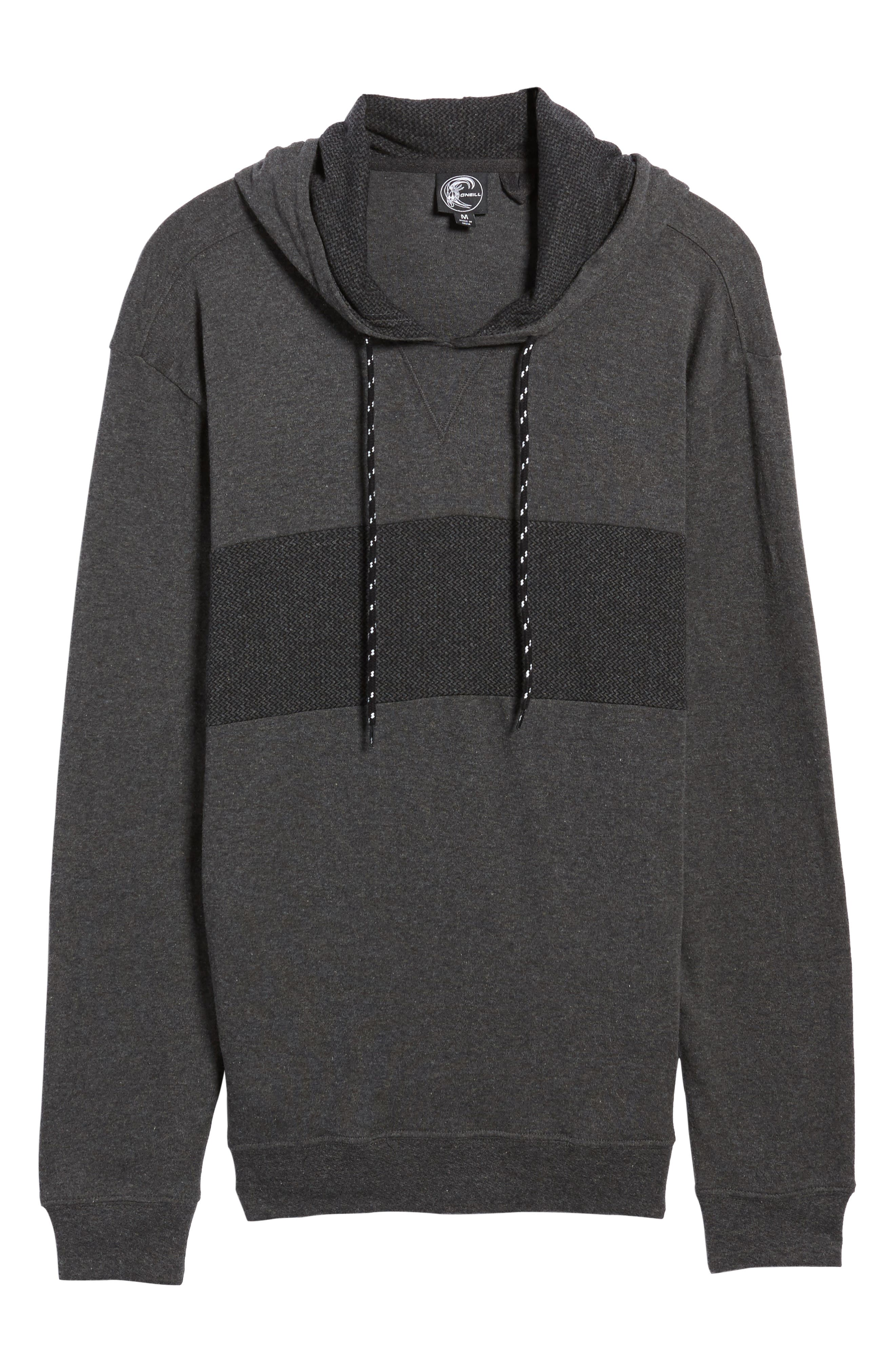 Alternate Image 5  - O'Neill Manchester Pullover Hoodie