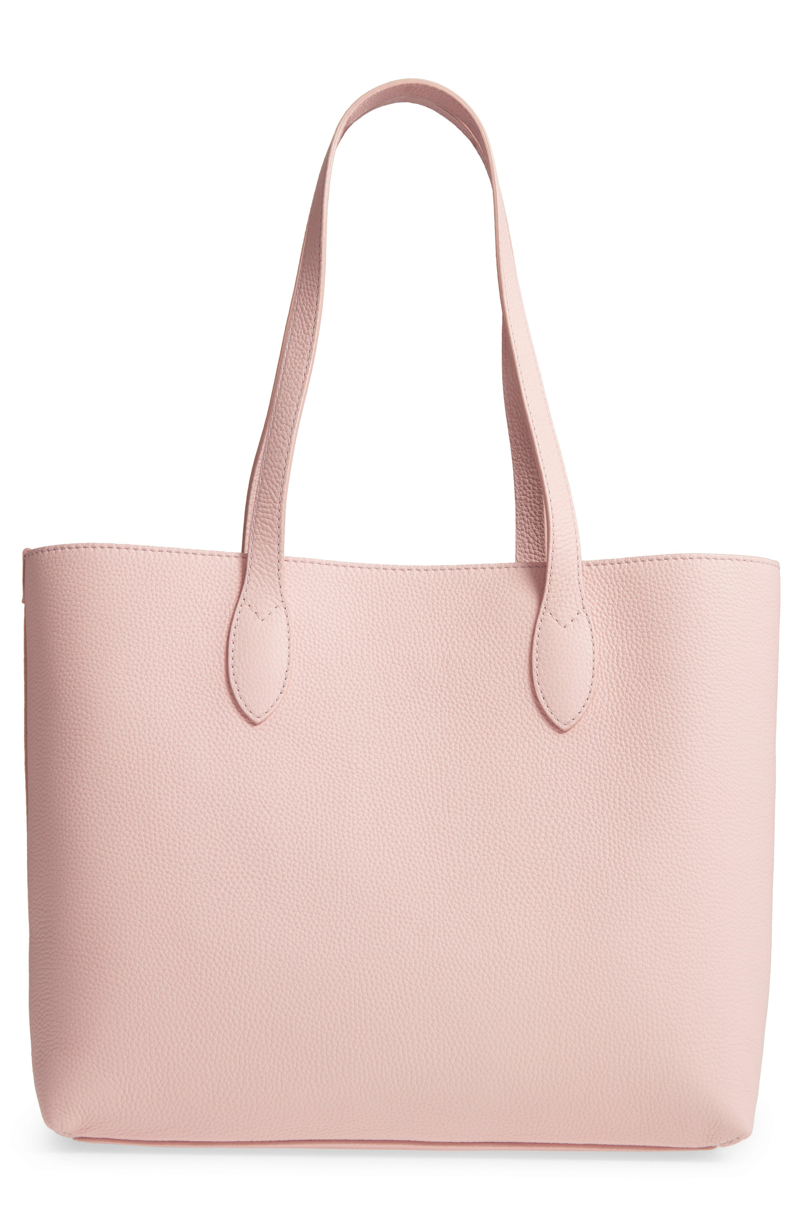 Remington Leather Tote,                             Alternate thumbnail 2, color,                             Pale Ash Rose