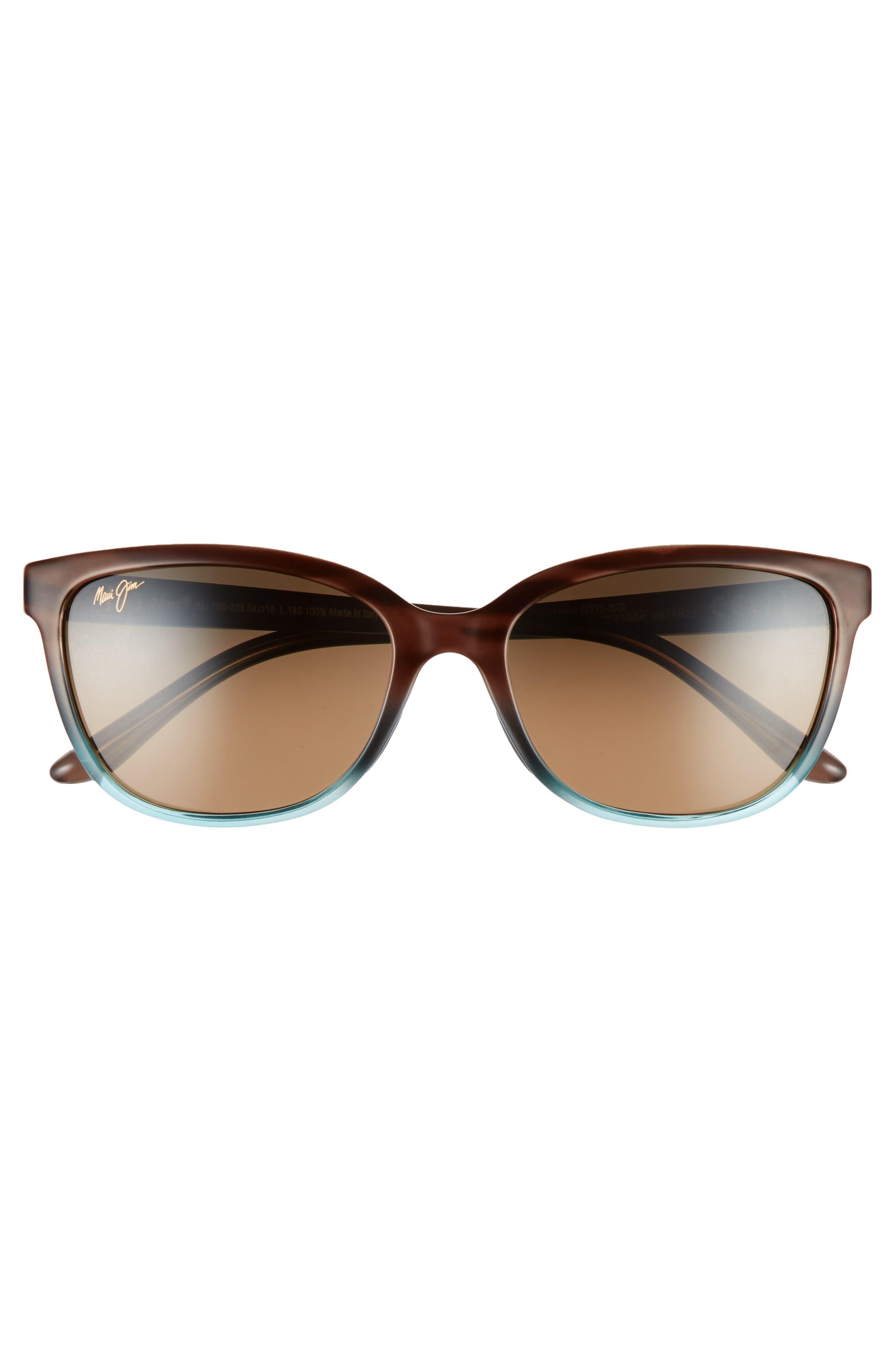 Alternate Image 3  - Maui Jim Honi 54mm Polarized Cat Eye Sunglasses