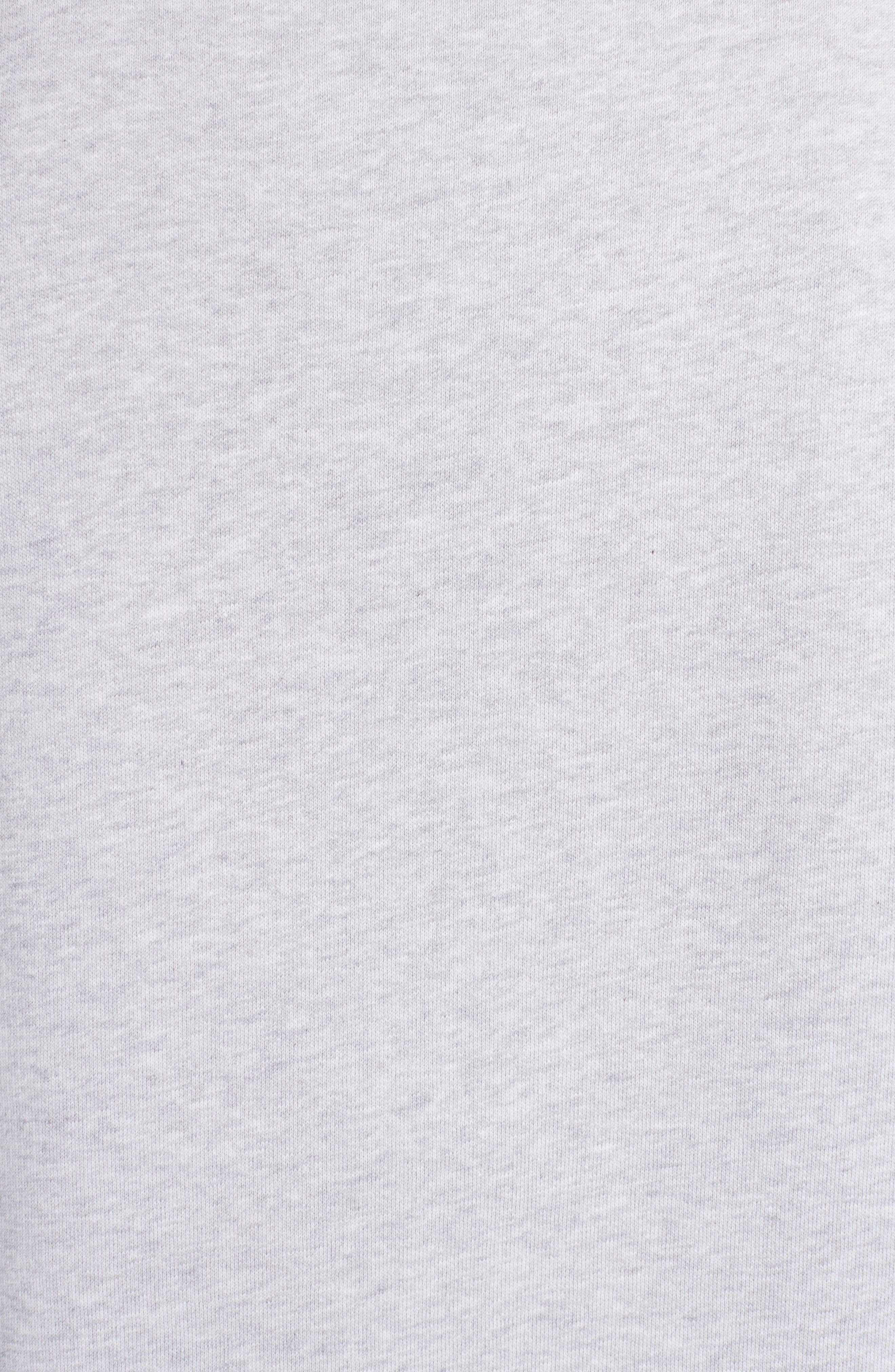 Alternate Image 5  - KENZO Stripe Logo Graphic Sweatshirt