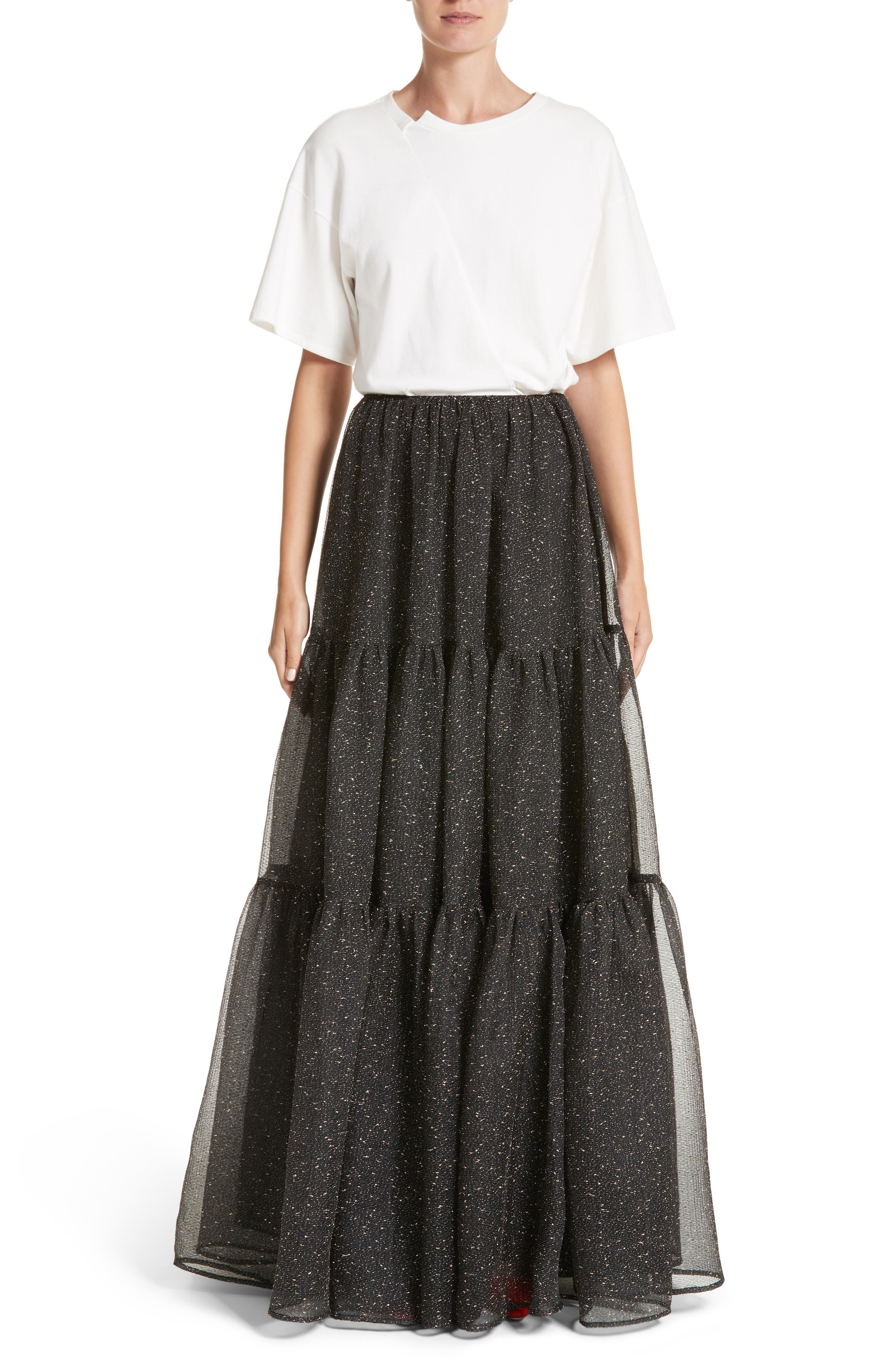 Alternate Image 6  - Rejina Pyo Asymmetrical Side Pleat Tee