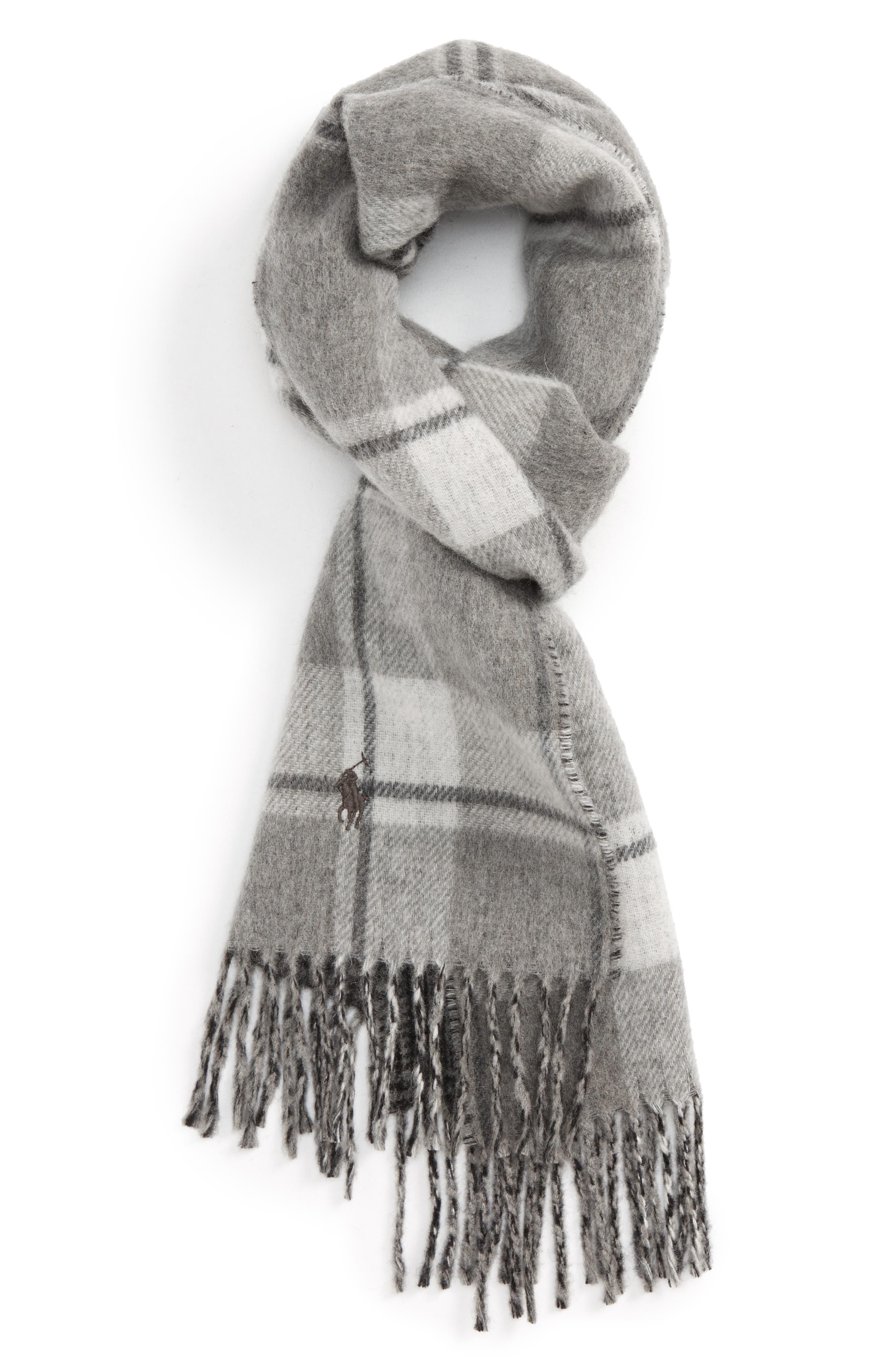 Polo Ralph Lauren Wool Blend Scarf