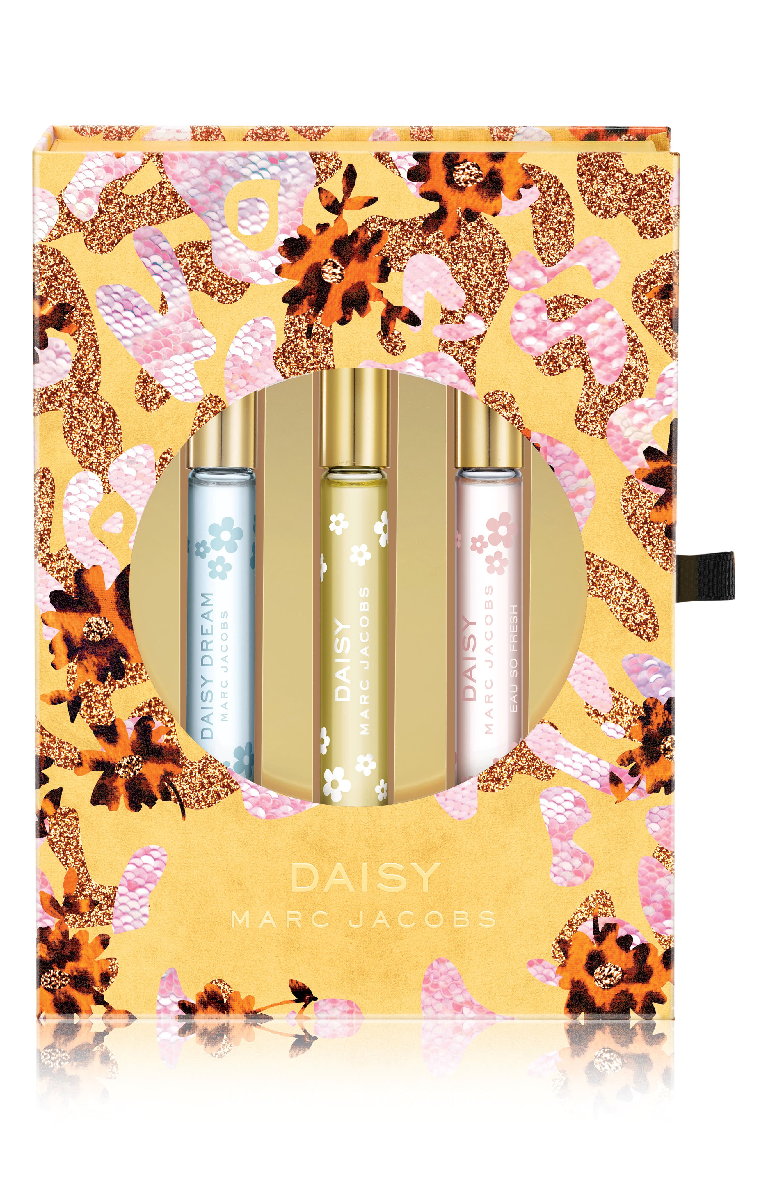 Alternate Image 1 Selected - MARC JACOBS Daisy Rollerball Trio ($81 Value)