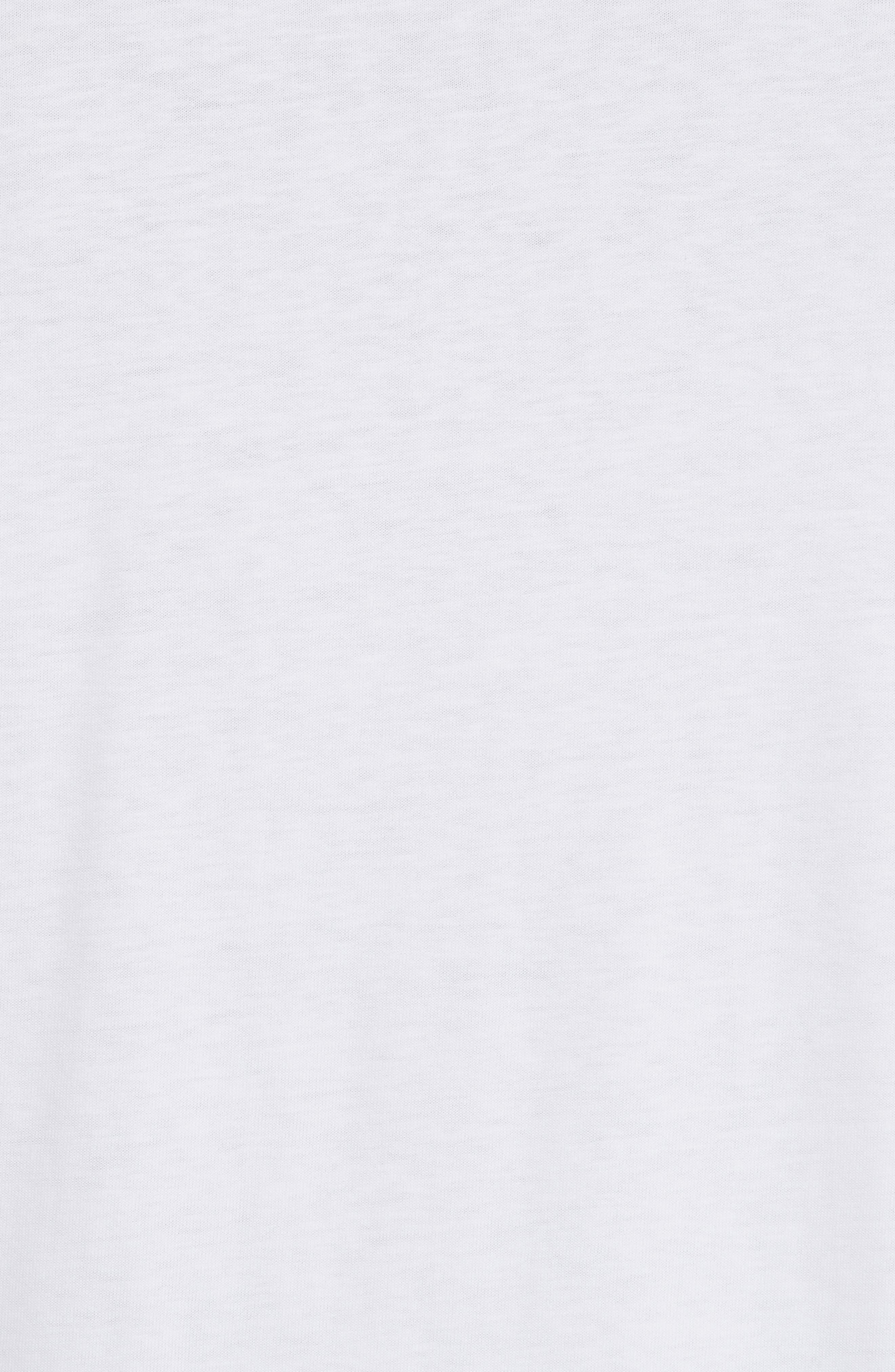 Alternate Image 5  - Moncler Maglia Griccollo Long Sleeve T-Shirt