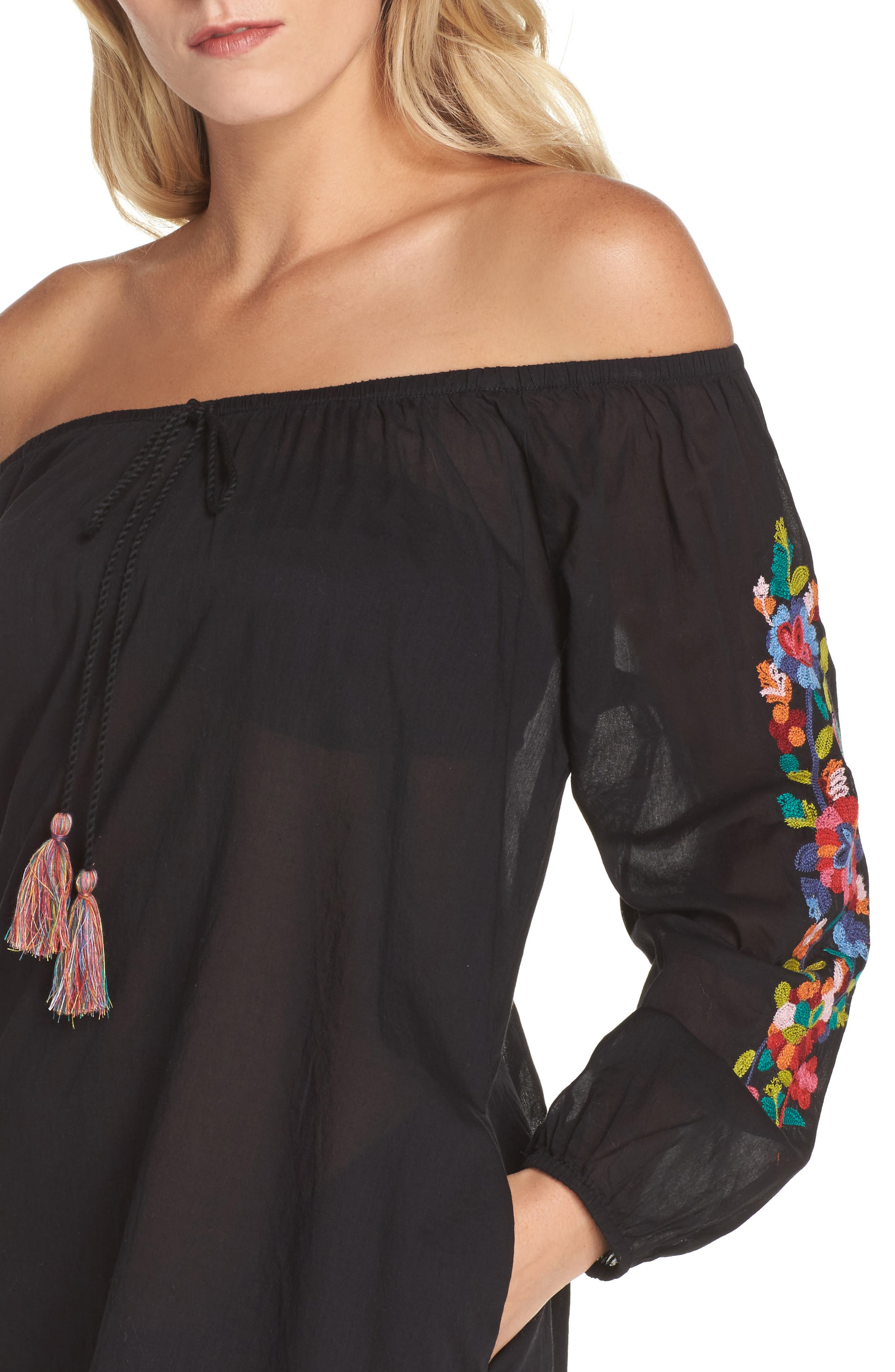 Alternate Image 4  - La Blanca Cover-Up Dress