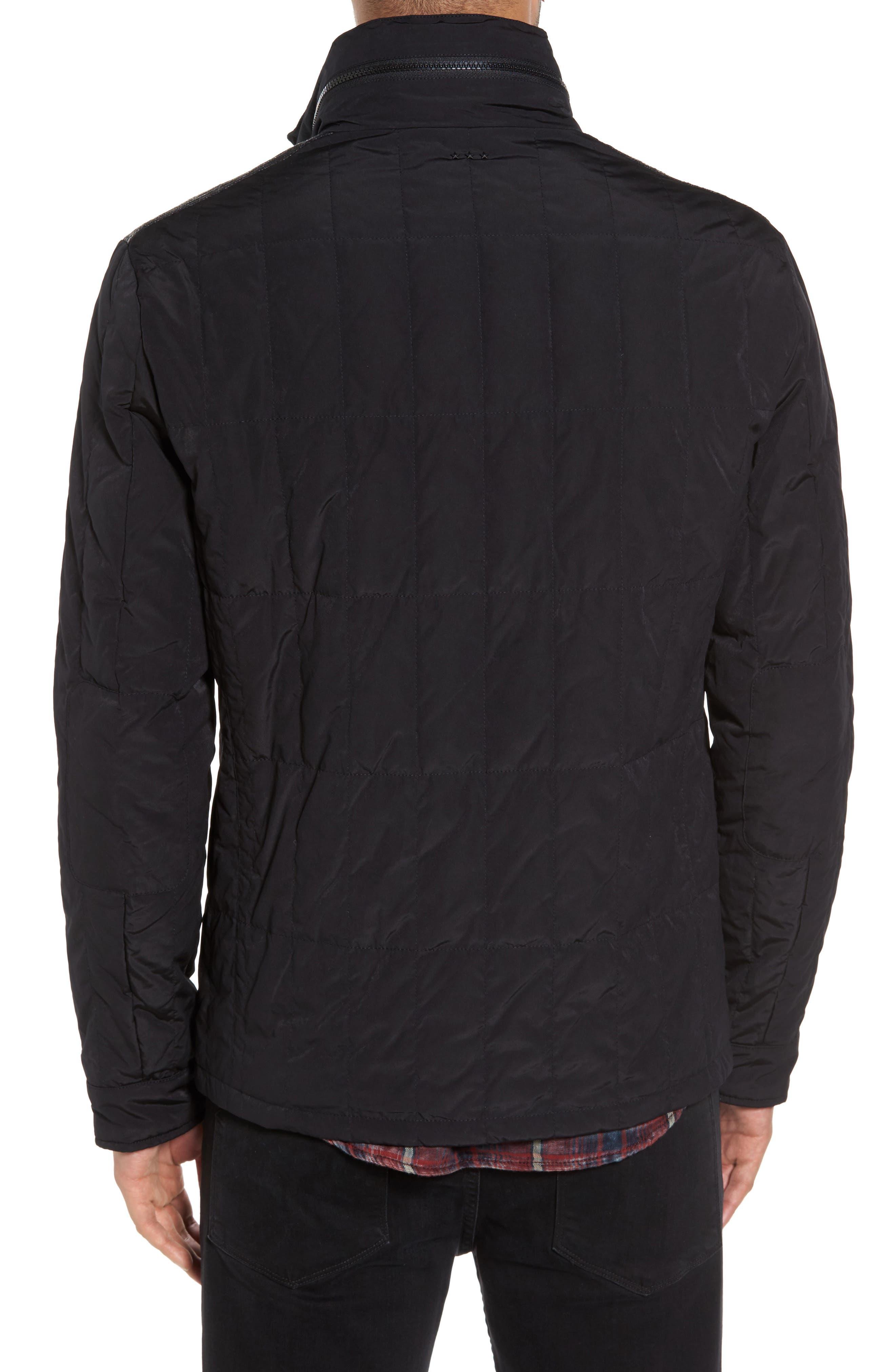 Alternate Image 2  - John Varvatos Star USA Quilted Down Jacket