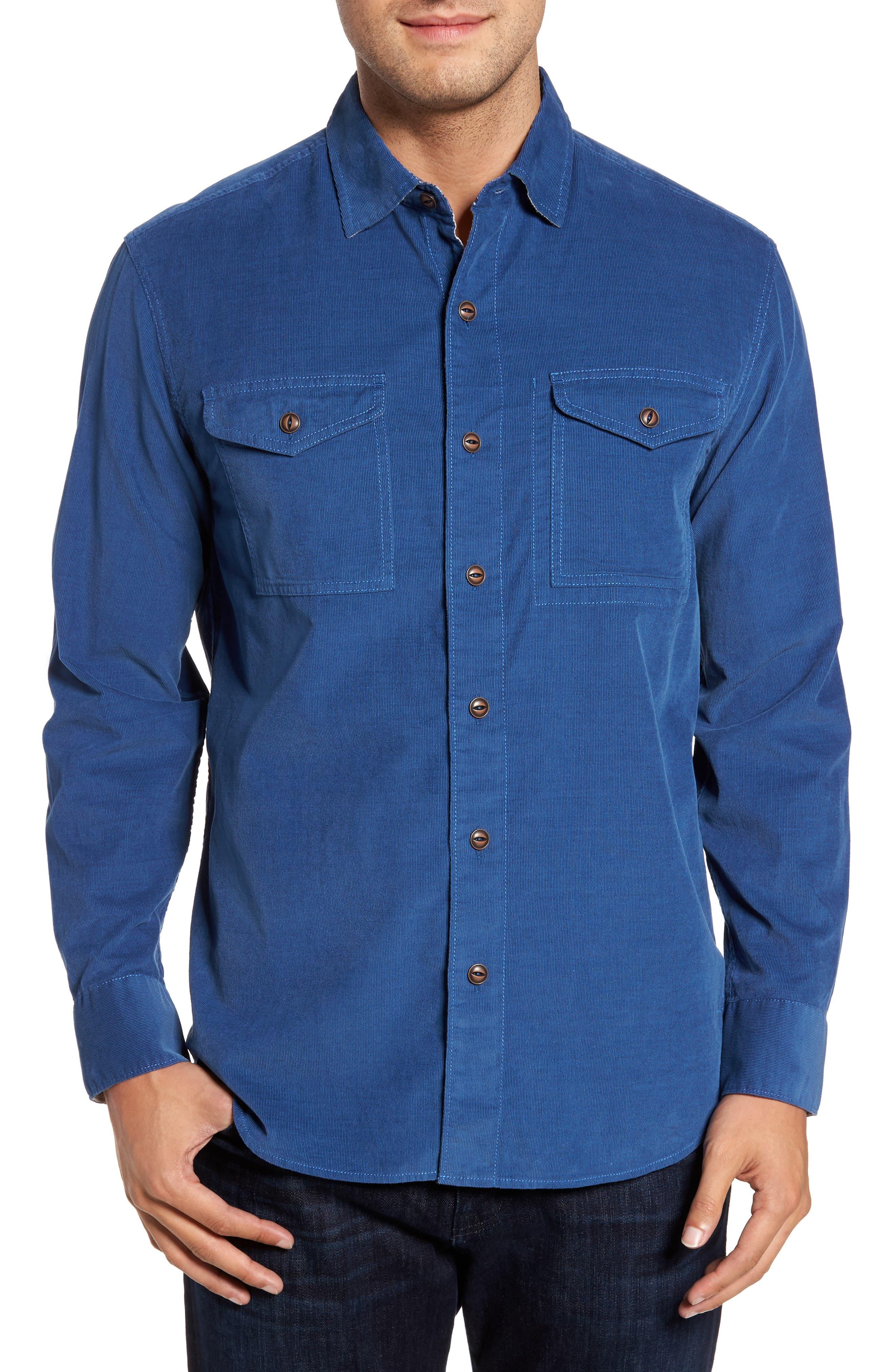 Tommy Bahama Harrison Cord Shirt
