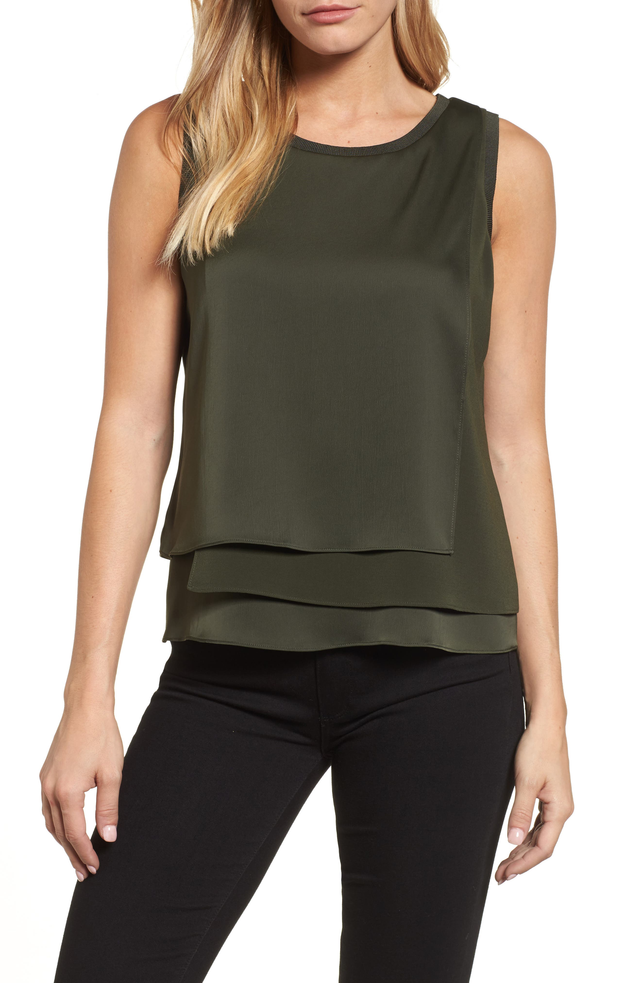 Main Image - Kenneth Cole New York Layered Shell
