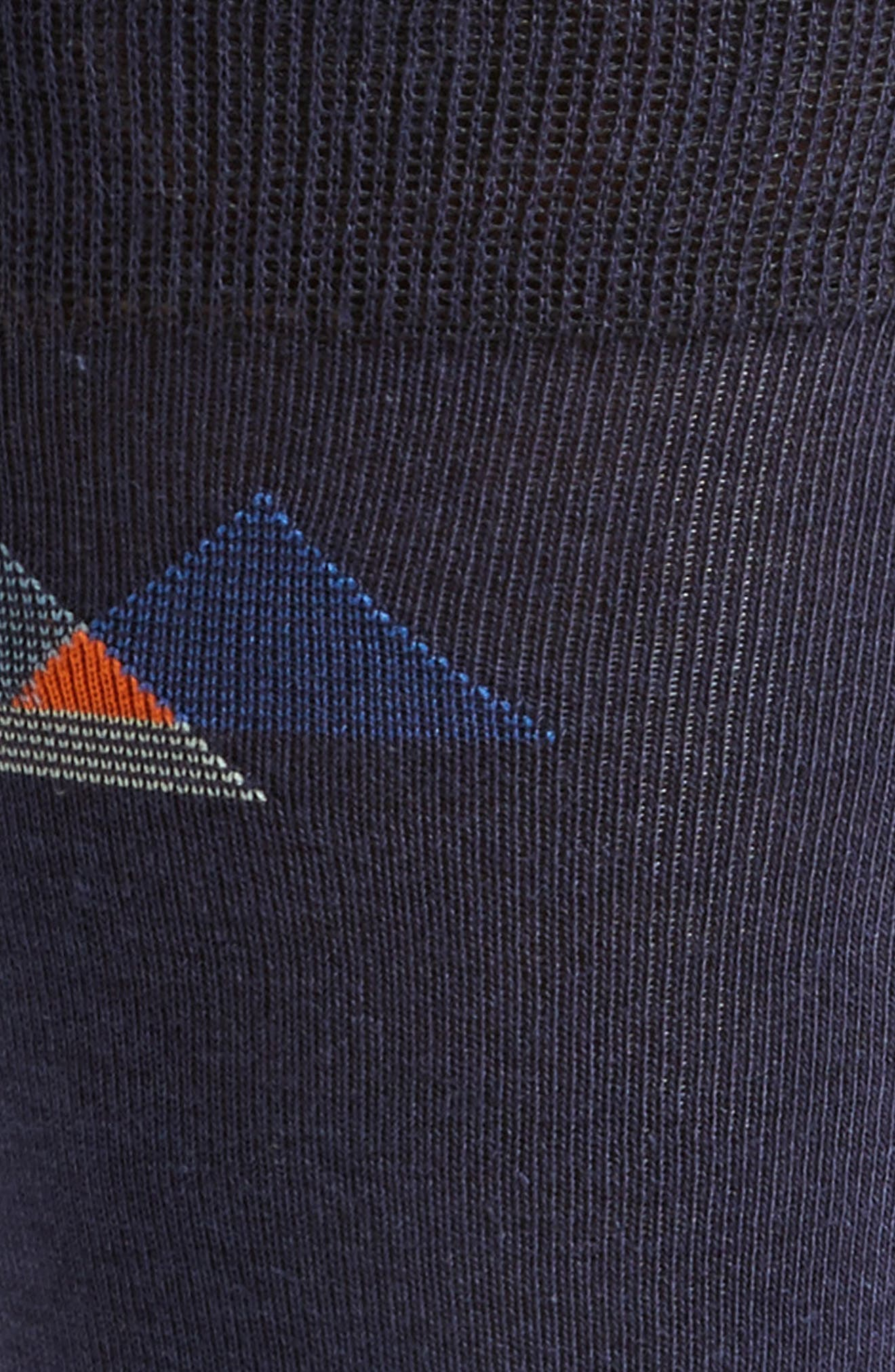 Alternate Image 2  - Cole Haan Triangles Socks (3 for $30)