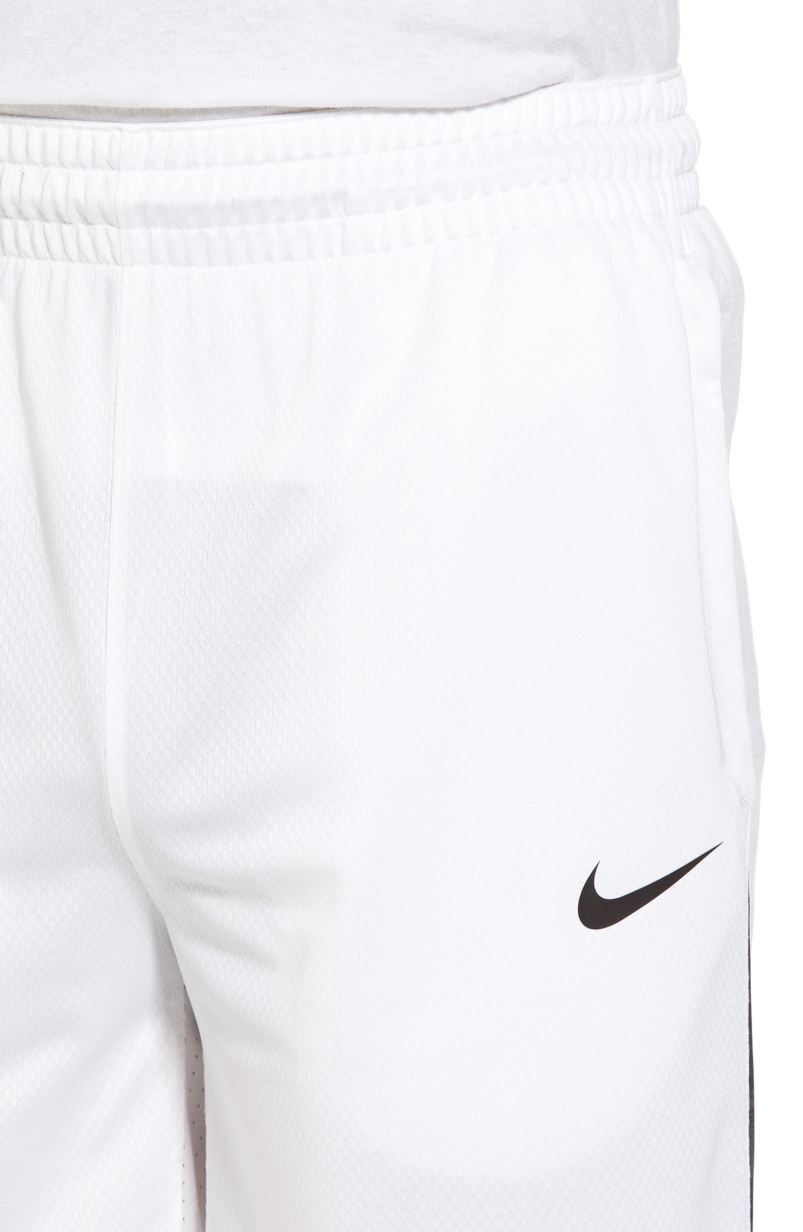 Alternate Image 4  - Nike Basketball Shorts