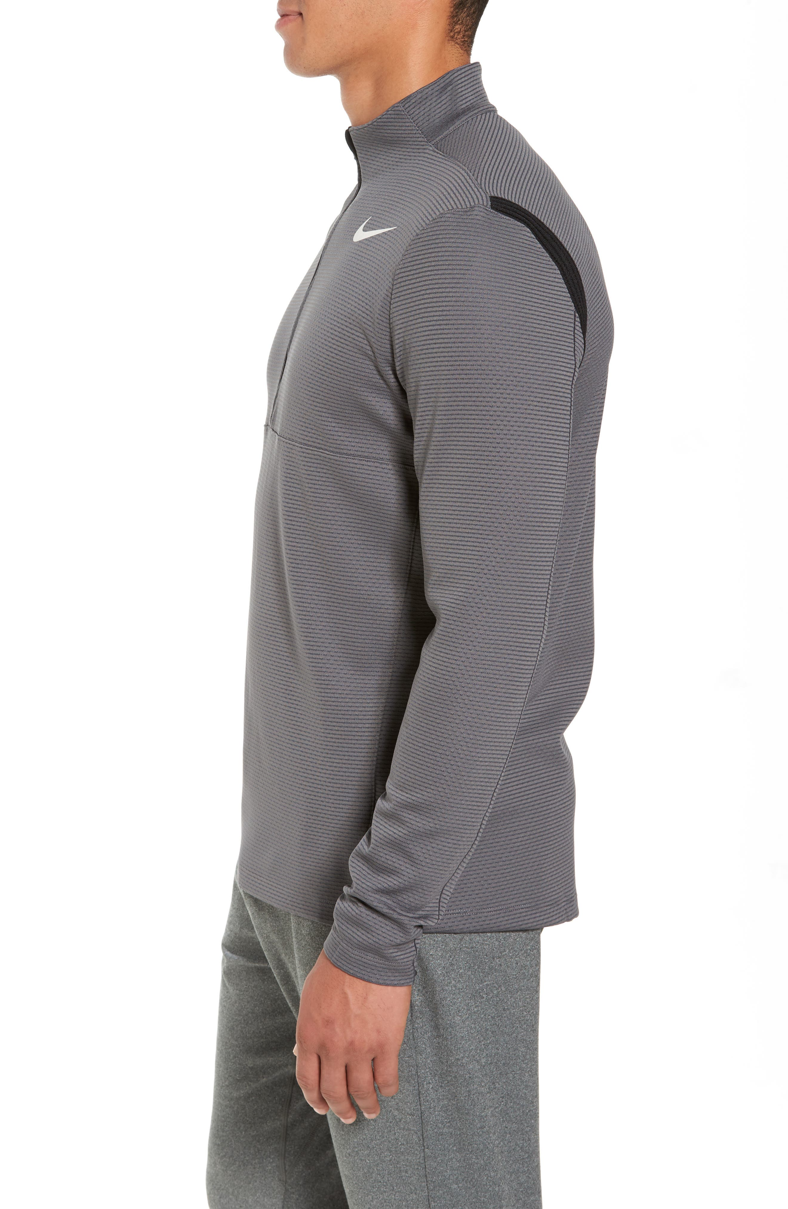 Alternate Image 3  - Nike Arorct Quarter Zip Golf Pullover