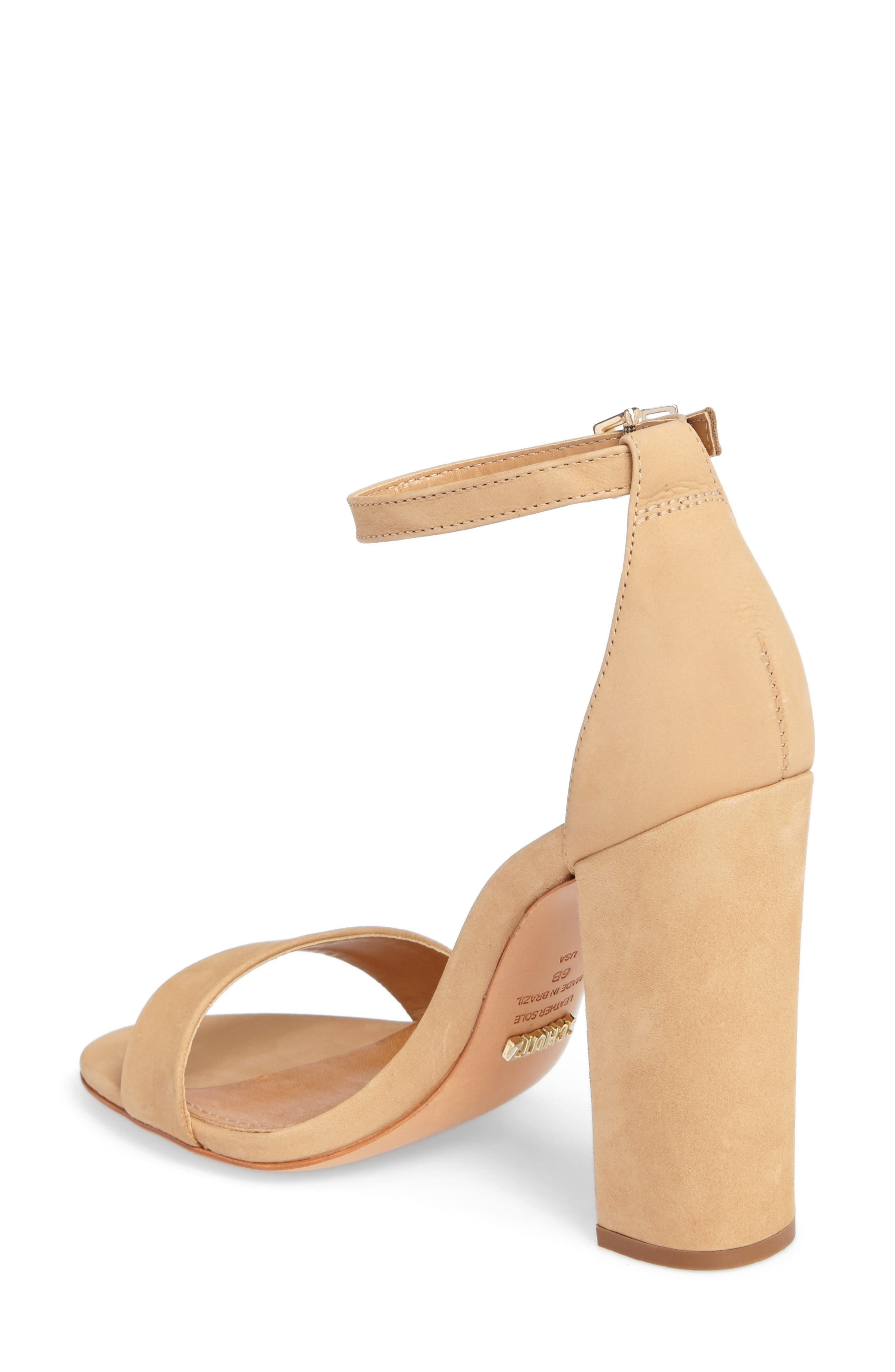 Alternate Image 2  - Schutz Enida Strappy Sandal (Women)
