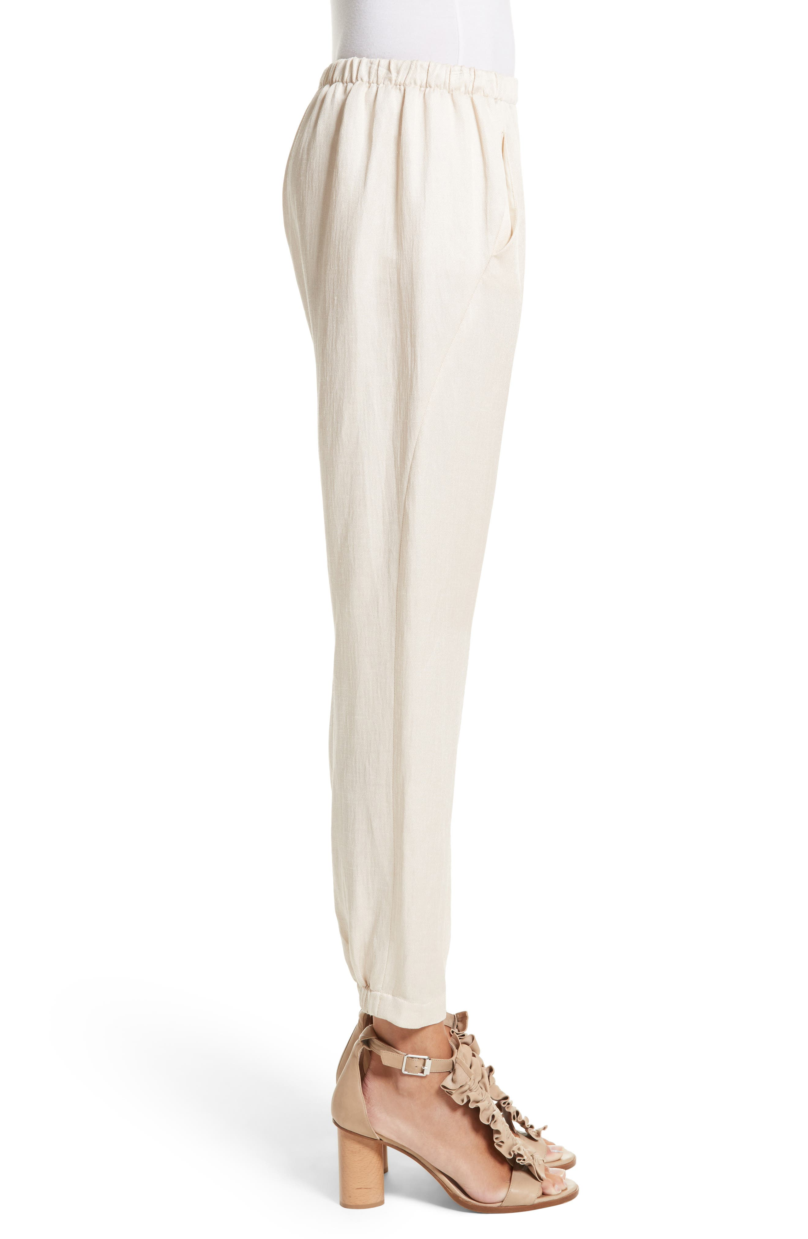 Alternate Image 3  - Zero + Maria Cornejo Gabi Eco Drape Pants