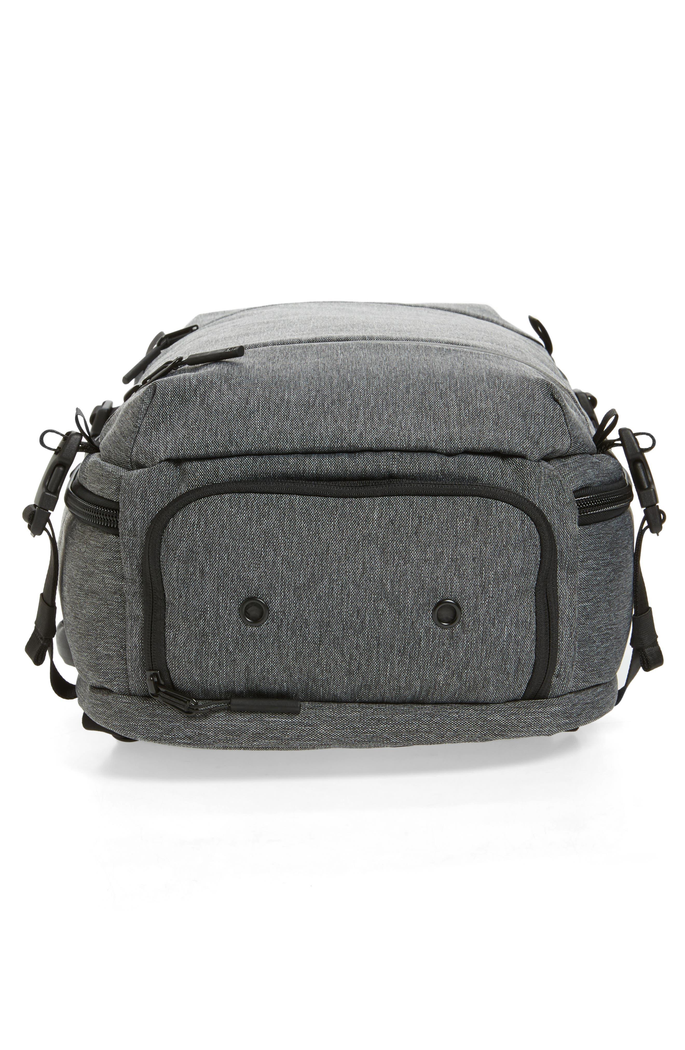 Travel Pack Backpack,                             Alternate thumbnail 6, color,                             Grey