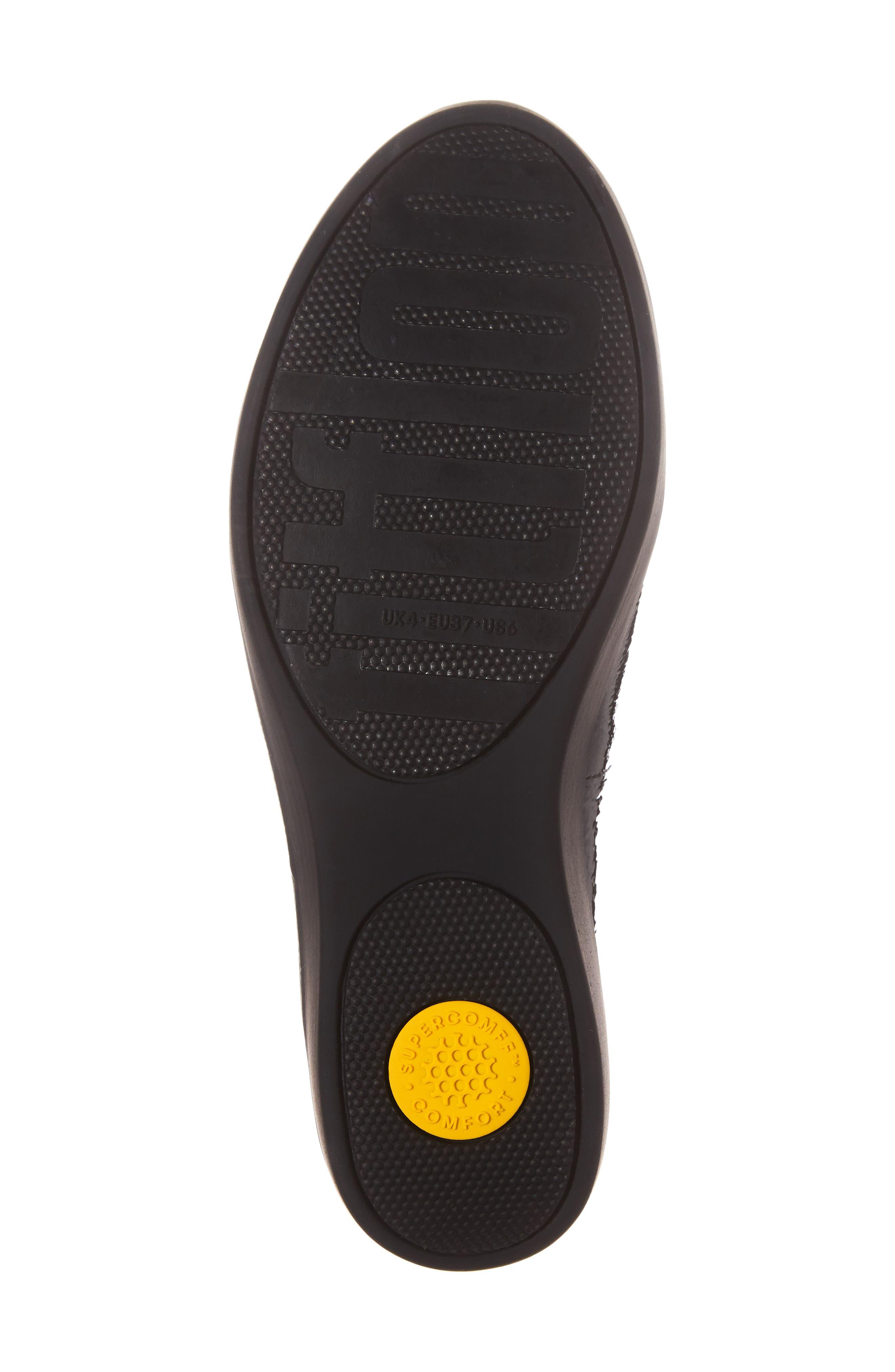 SuperSkate<sup>™</sup> Loafer,                             Alternate thumbnail 6, color,                             Black