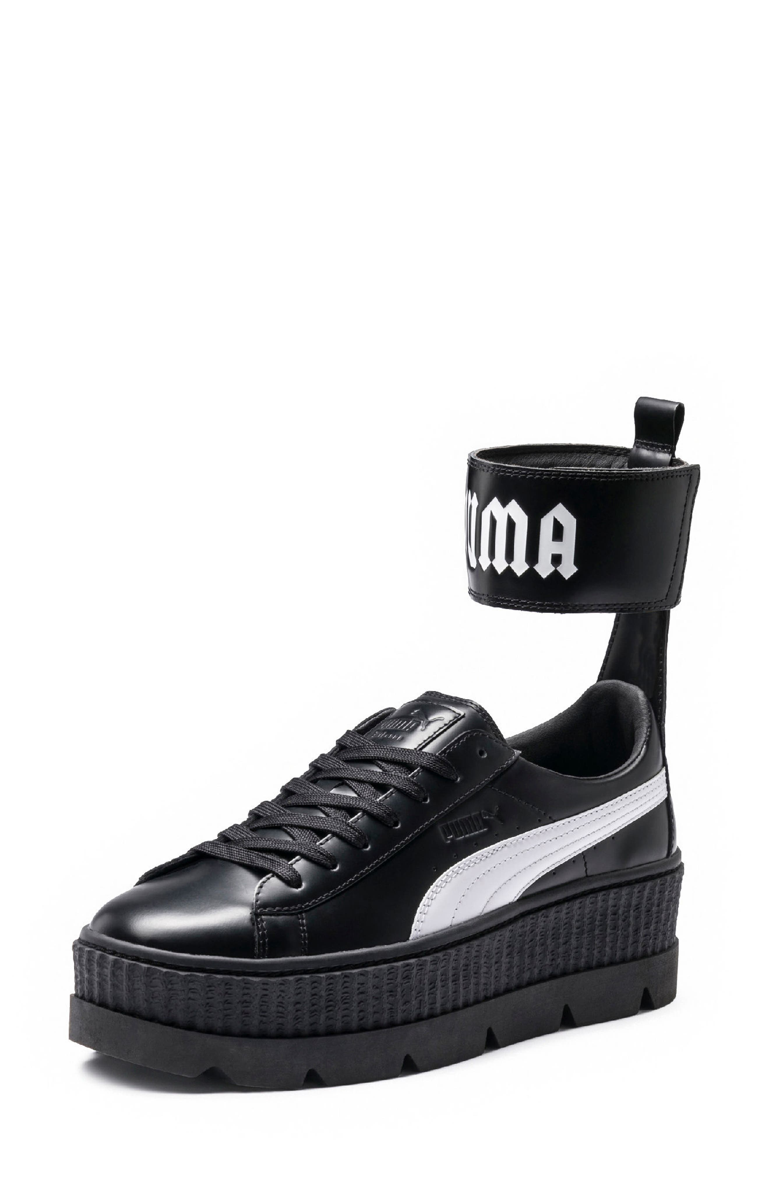FENTY PUMA by Rihanna Ankle Strap Creeper Sneaker (Women)