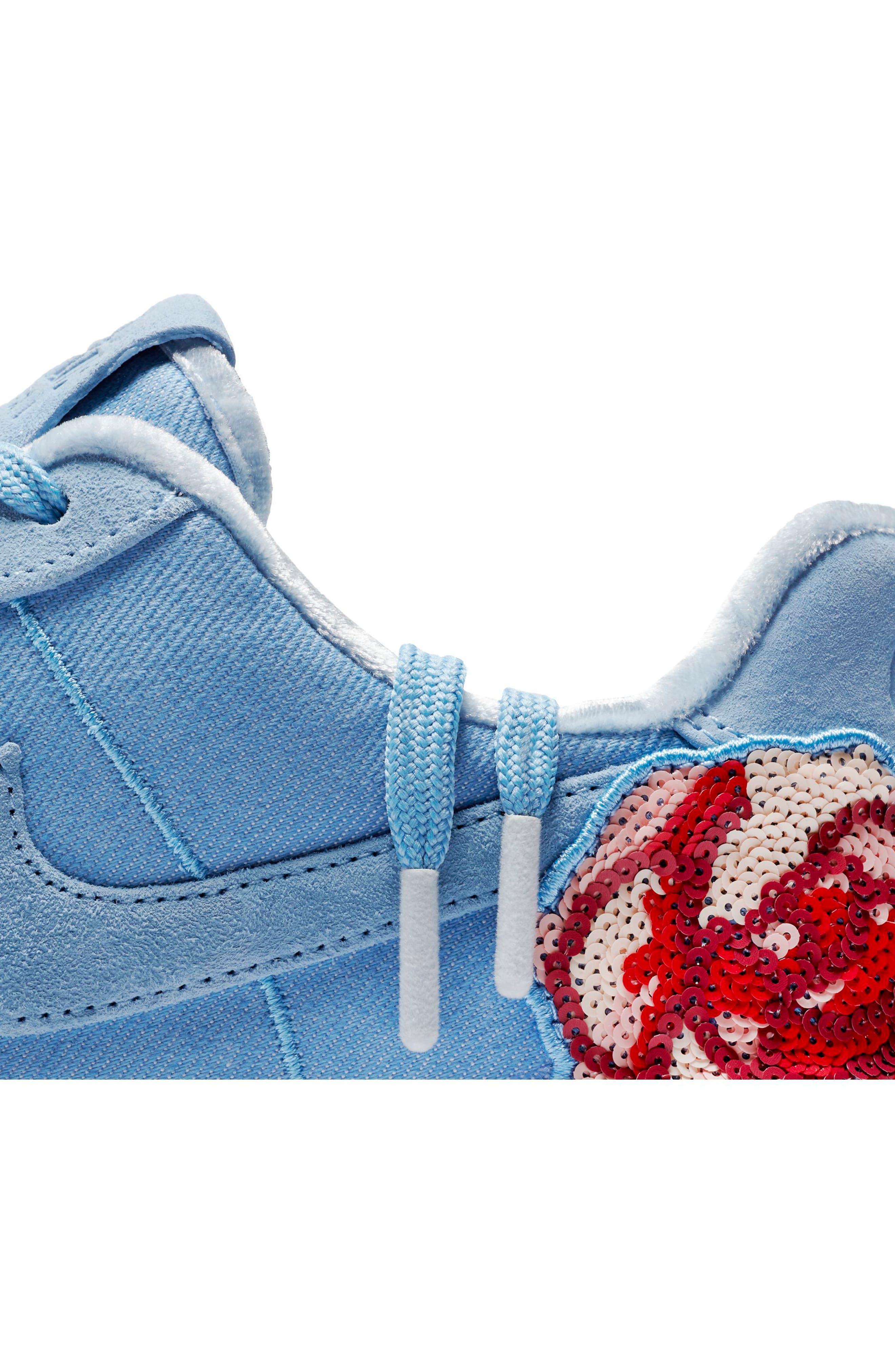 Alternate Image 6  - Nike Women's Air Force 1 Upstep LX Shoe (Women)